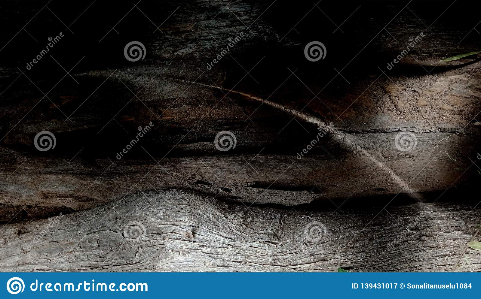 Abstract grey shaded wood textured background with lighting effects. wallpaper.