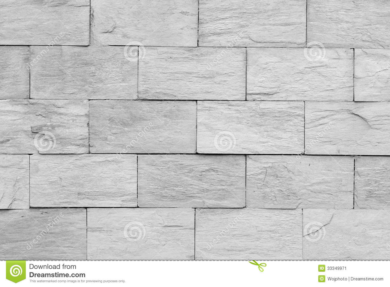 Abstract Grey Tiled Wall Texture Background Stock Image