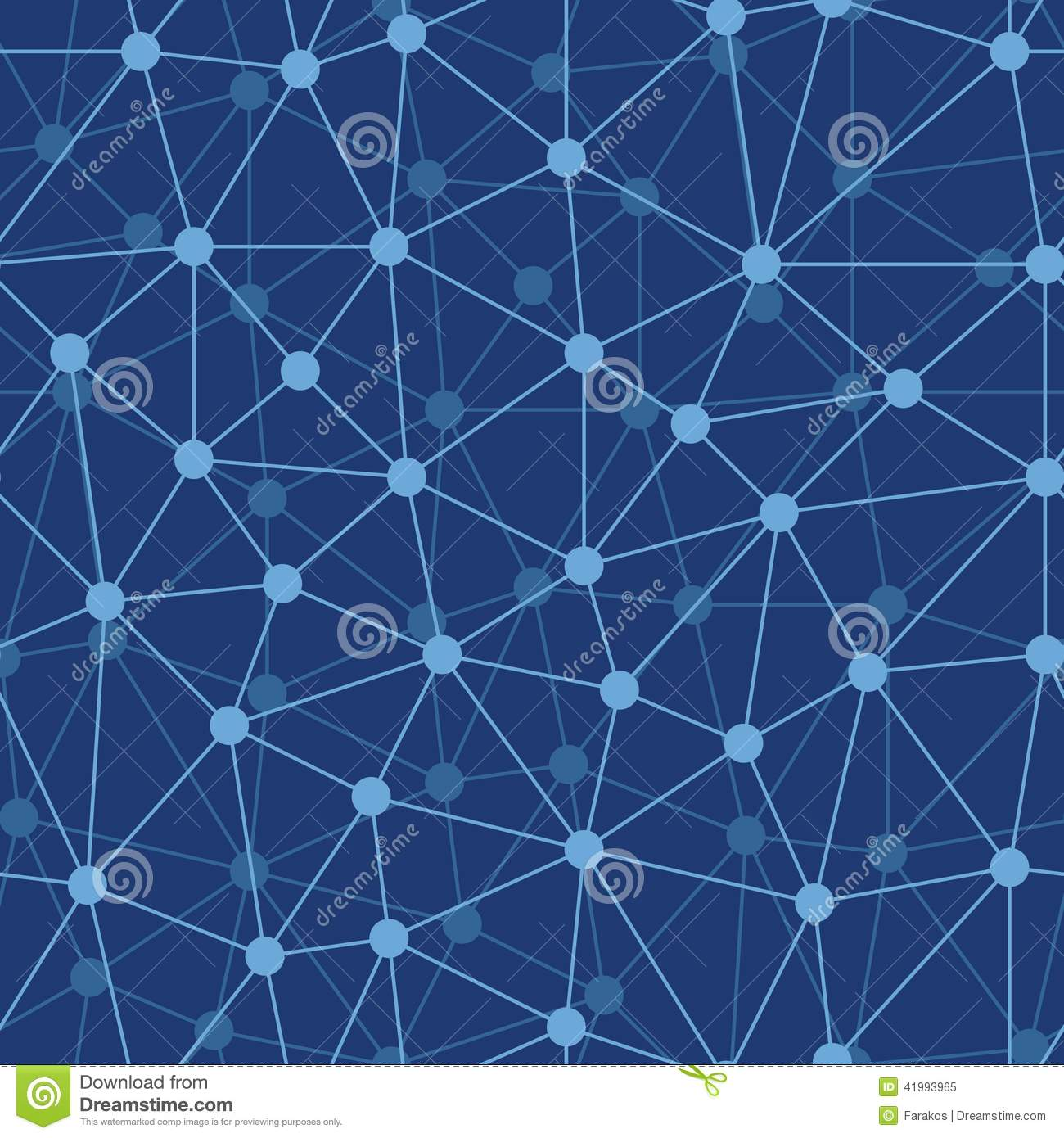 Moroccan geometric pattern royalty free stock photos image 13547078 - Web Made Of Dot Nodes With Connections Seamless Vector Pattern Blue