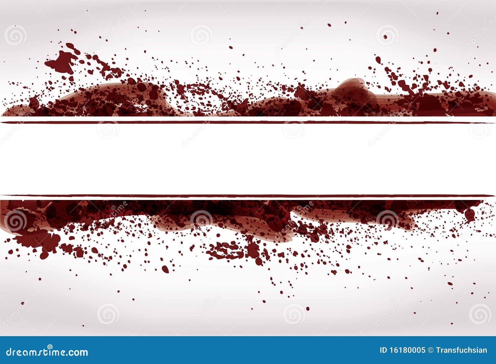 Black paint splatter wallpaper - Abstract Grunge Blood Splatter Background Royalty Free