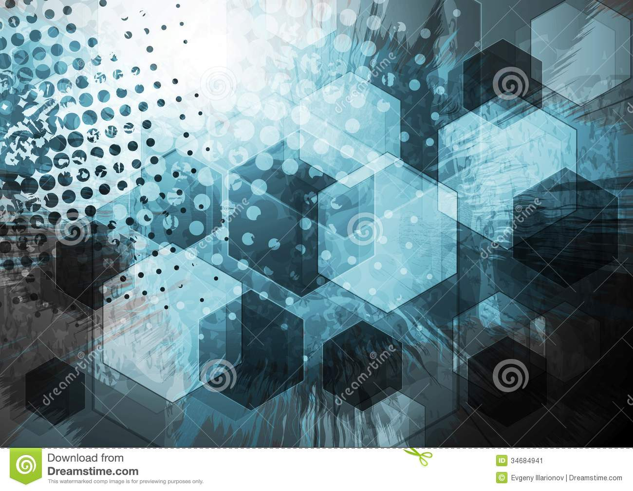 abstract grunge technology design stock image image