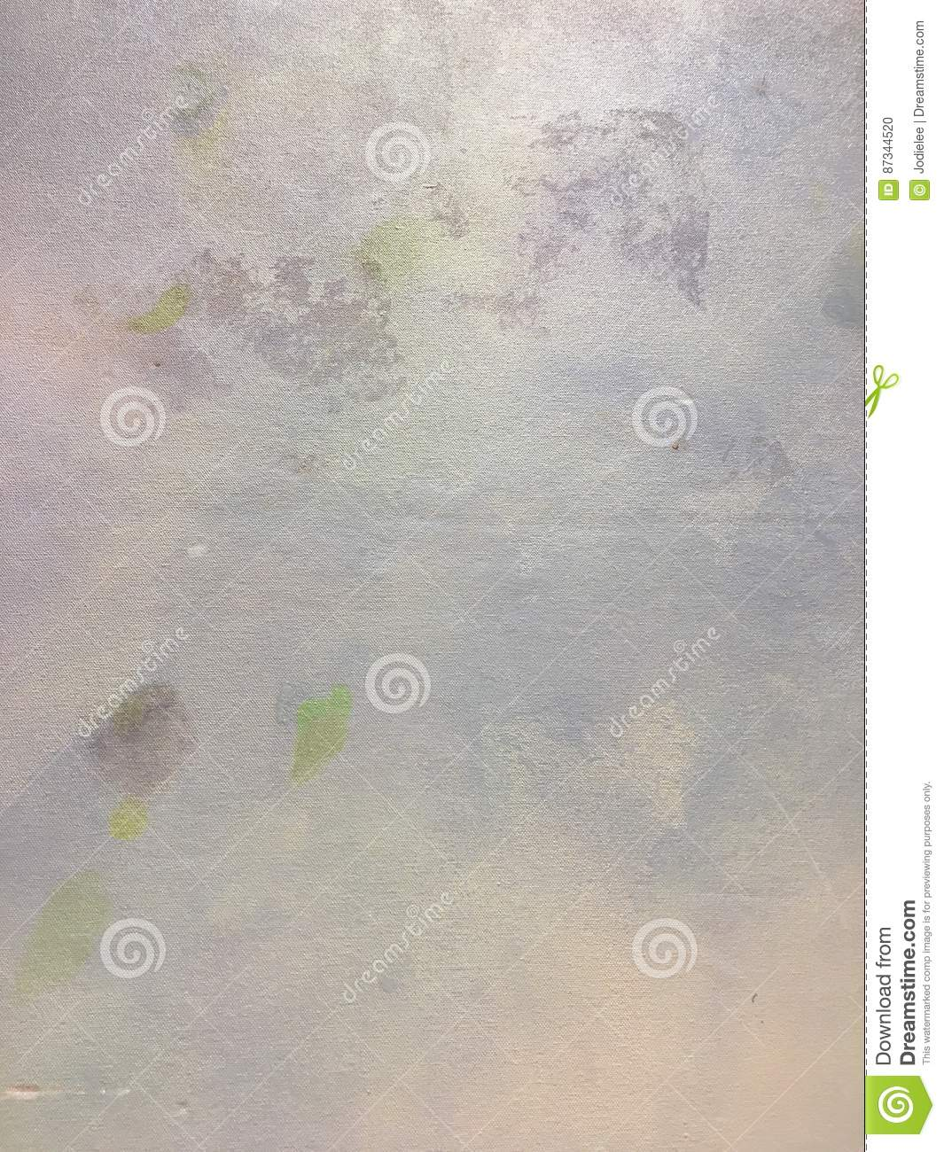 Abstract grungy soft purple and grey pastel painted background