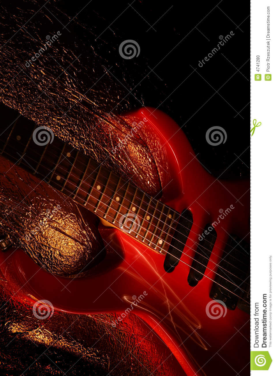music time guitar abstract - photo #9