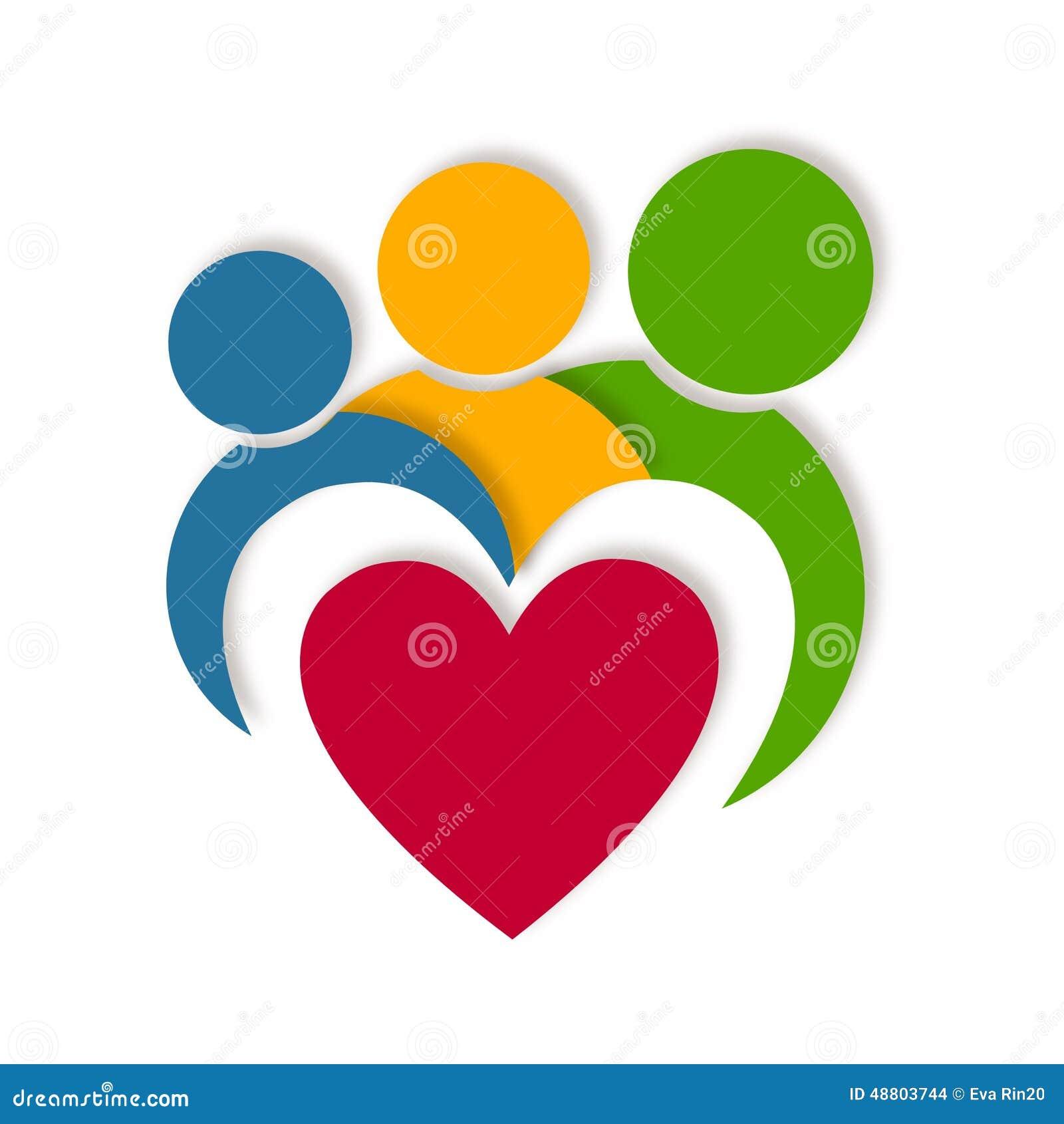 Abstract Health Life Logo Stock Illustration - Image: 48803744
