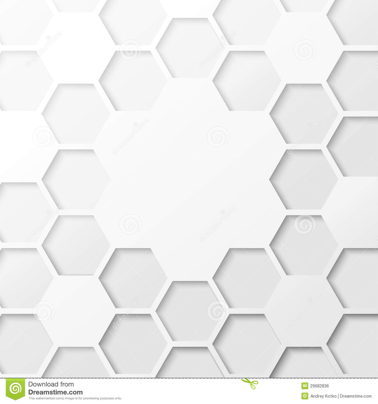 Abstract hexagon background royalty free stock image for Sfondi chimica