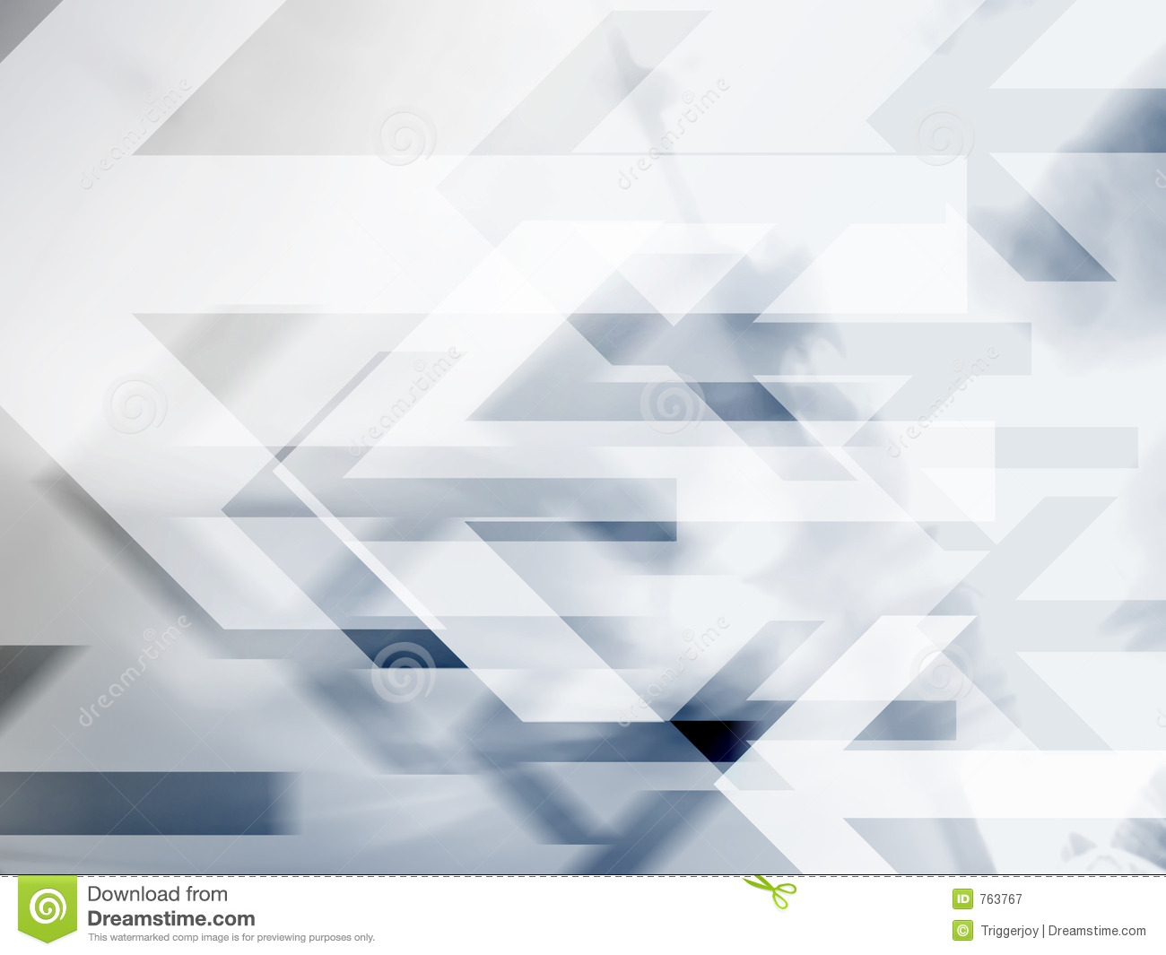 Abstract Hi Tech Background Stock Illustration Image 763767