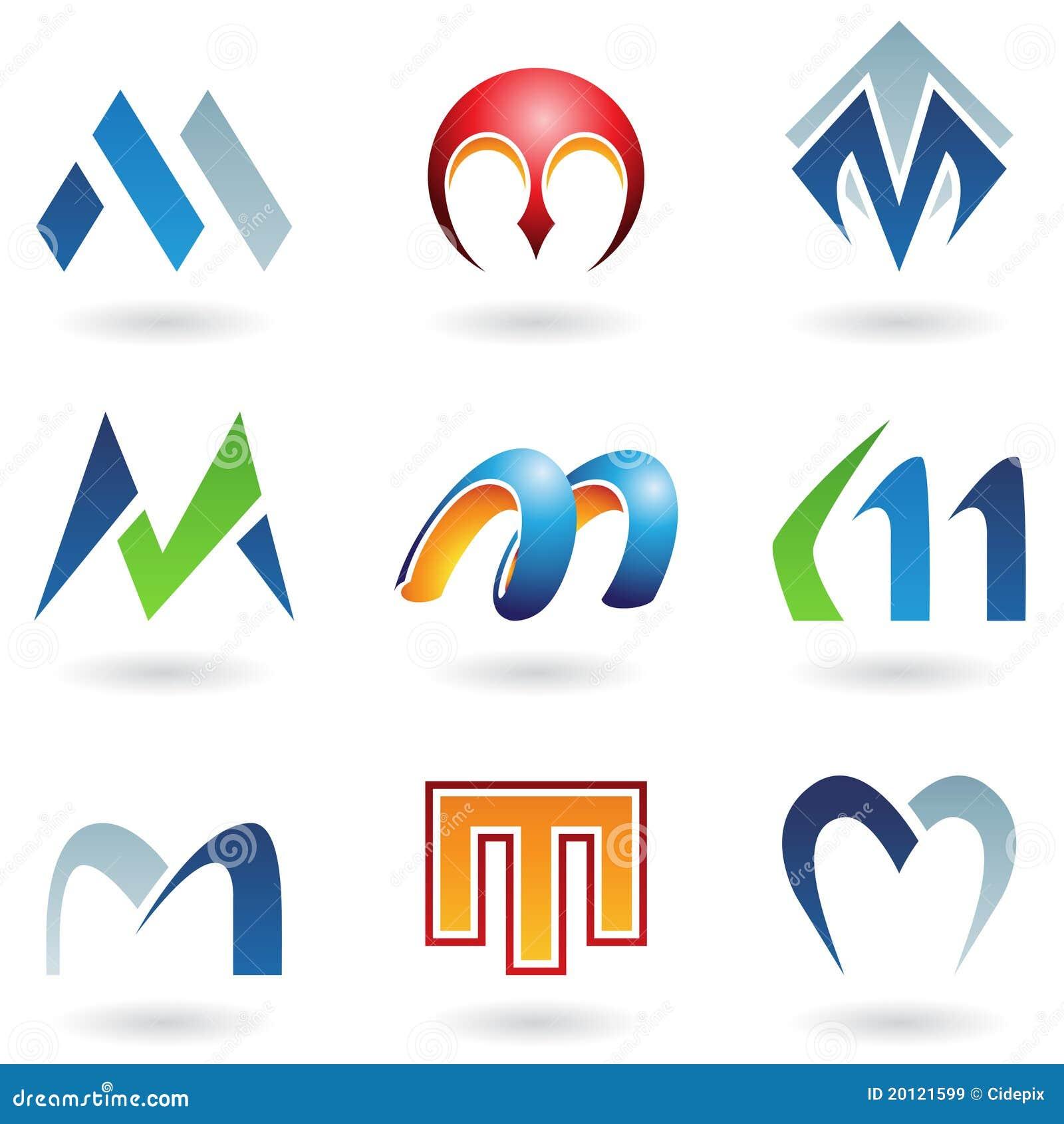 Letter M Logo Royalty Free Stock Photos Image - M