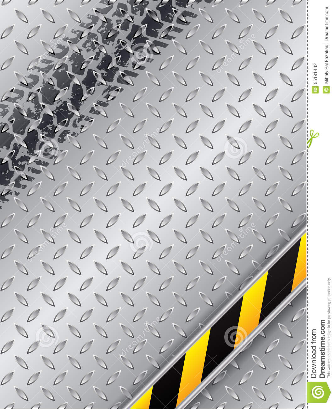 Abstract industrial design with grunge tire track stock illustration image 55181442 - Tire tread wallpaper ...