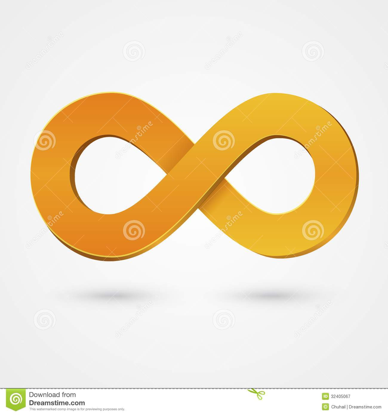 a description of the infinity symbol Infinity (symbol: ∞) is a concept describing something without any bound or  larger than any natural number philosophers have speculated about the nature  of.