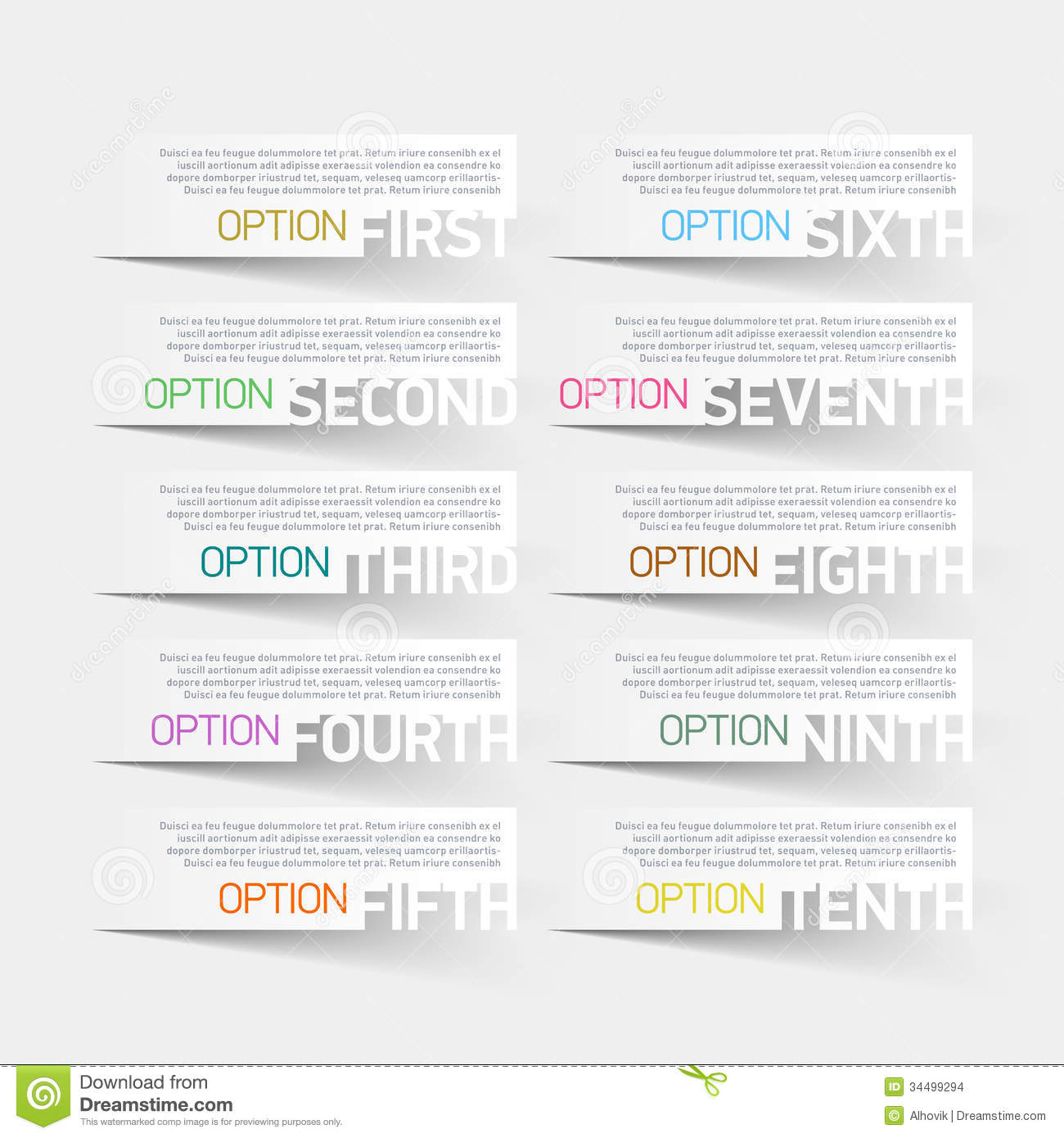 Stock options plan template