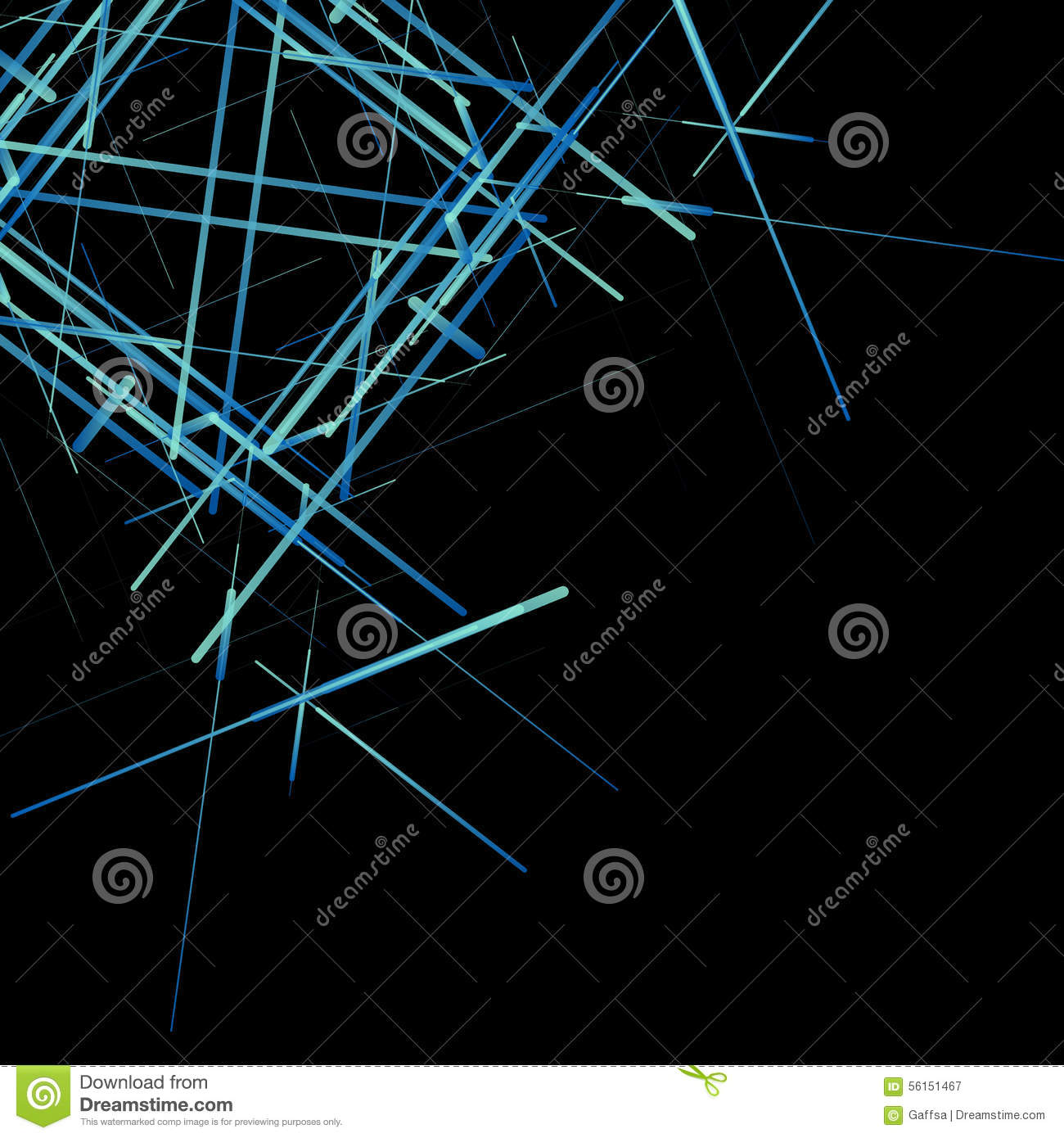 Abstract isometric computer generated 3d blueprint illustration abstract isometric computer generated 3d blueprint malvernweather Gallery