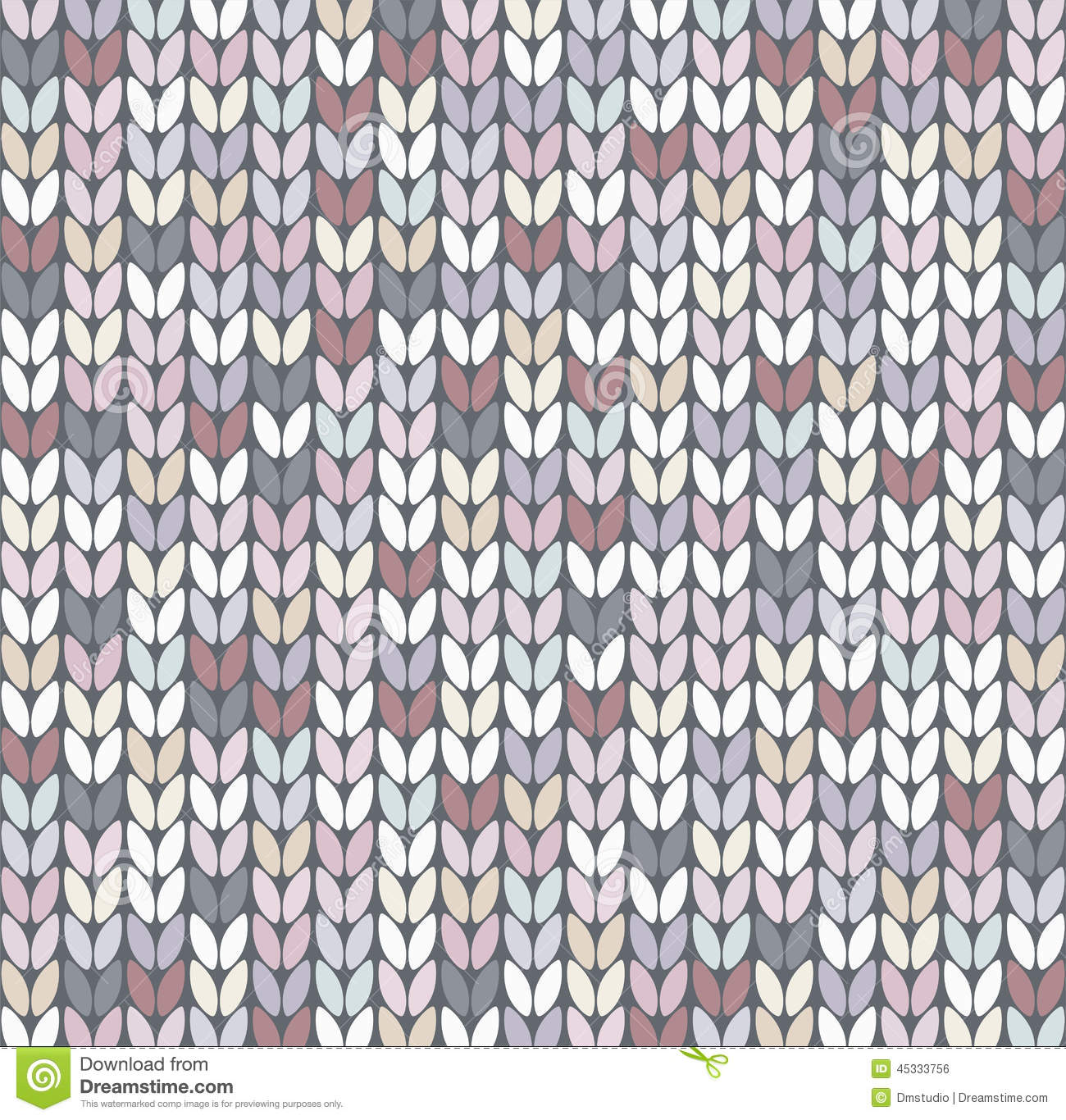 vector abstract knit pattern stock vector image 45333756