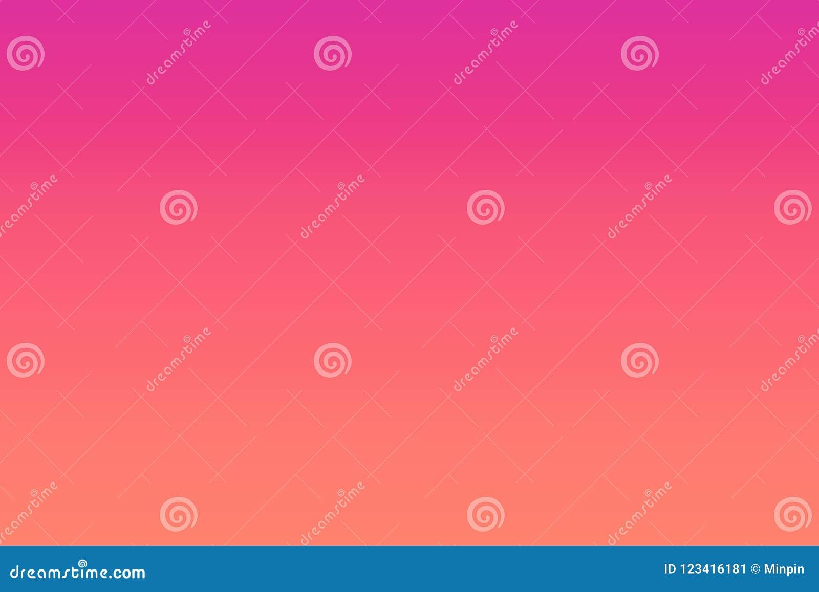 Abstract Koraal en Magenta Vlotte Gradiëntachtergrond