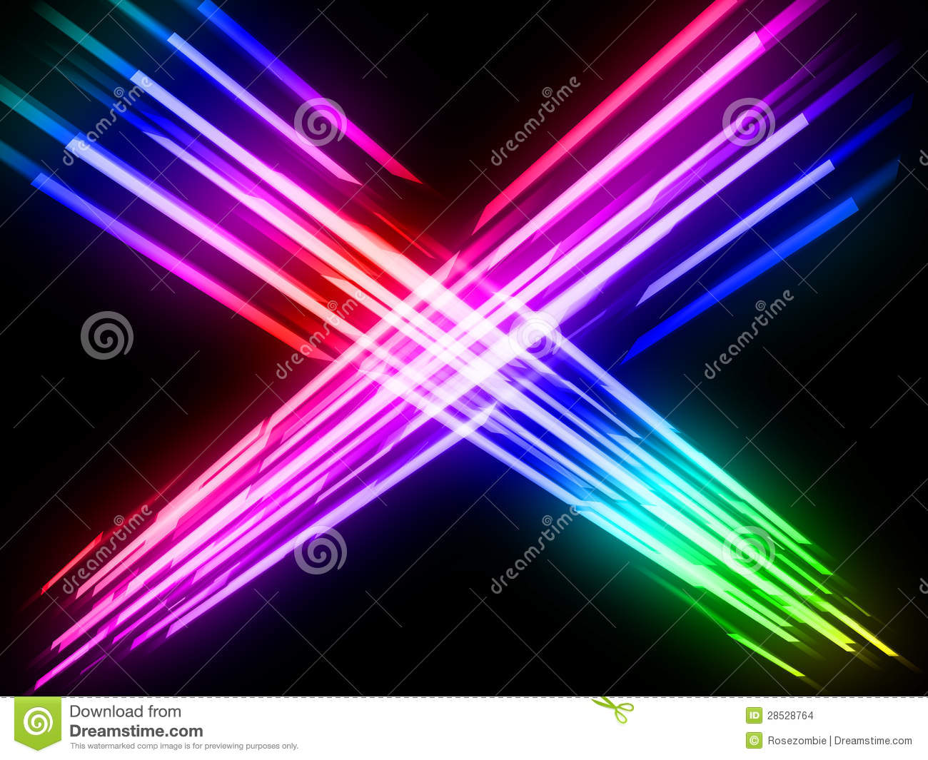 Abstract Laser Light Background Stock Images Image 28528764