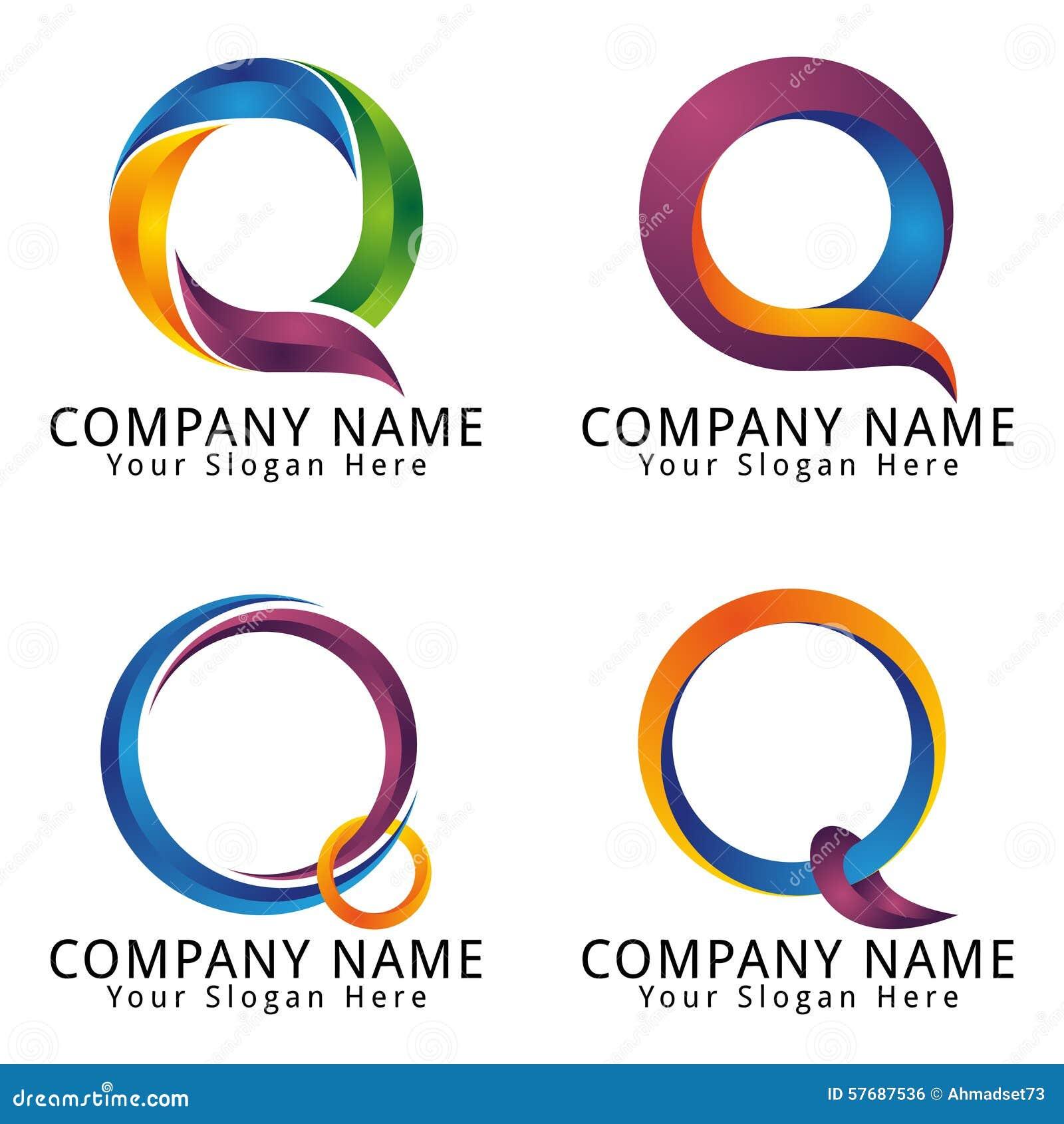 Logo Q Royalty f...Q Letter Logo