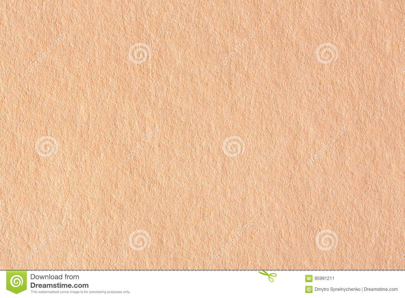 Abstract Light Brown Paper Background