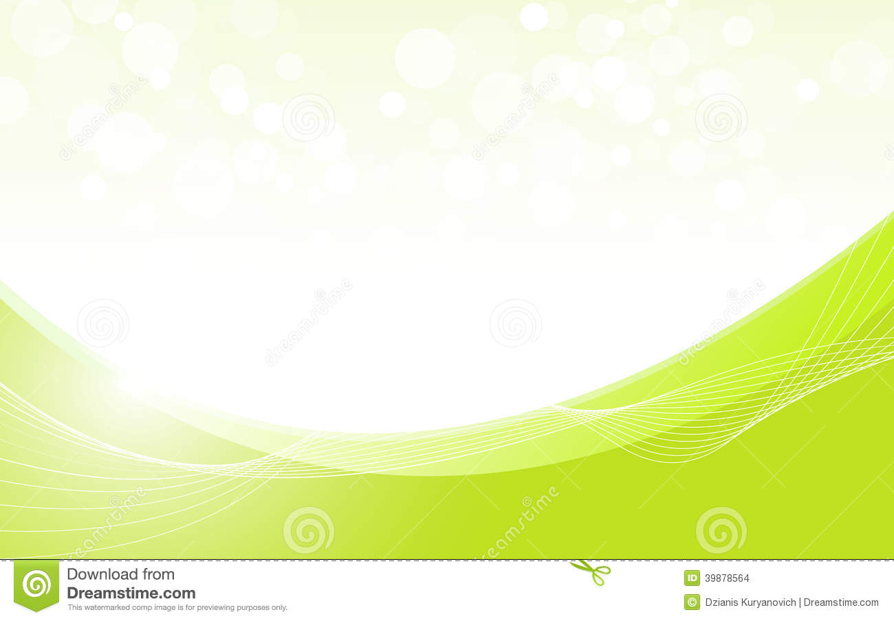 Abstract Light Green Background Vector Illustration 39878564 Megapixl