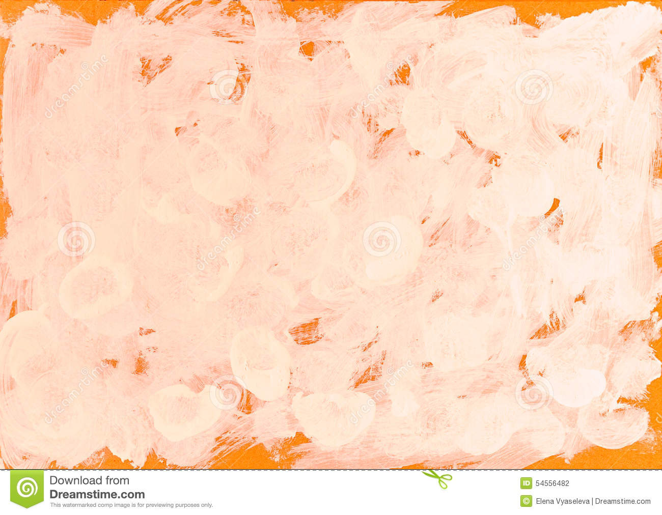 abstract light orange color texture background stock
