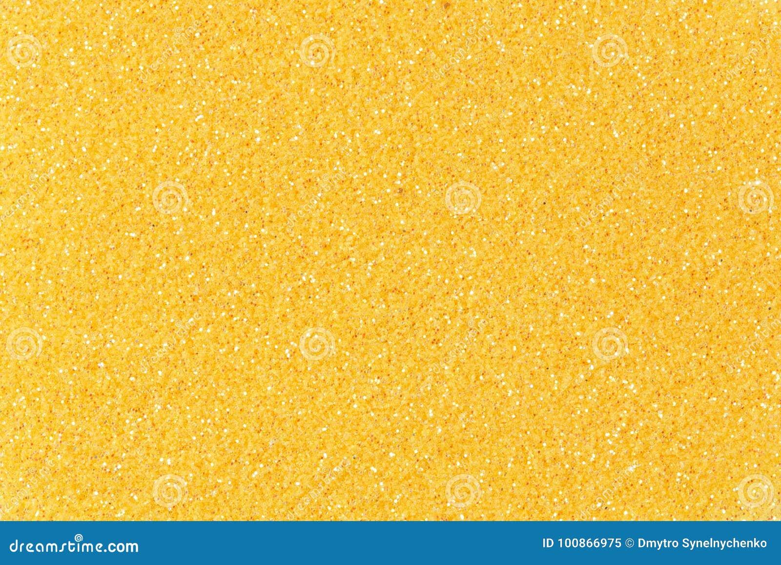 Abstract Light Orange Glitter Background Stock Image