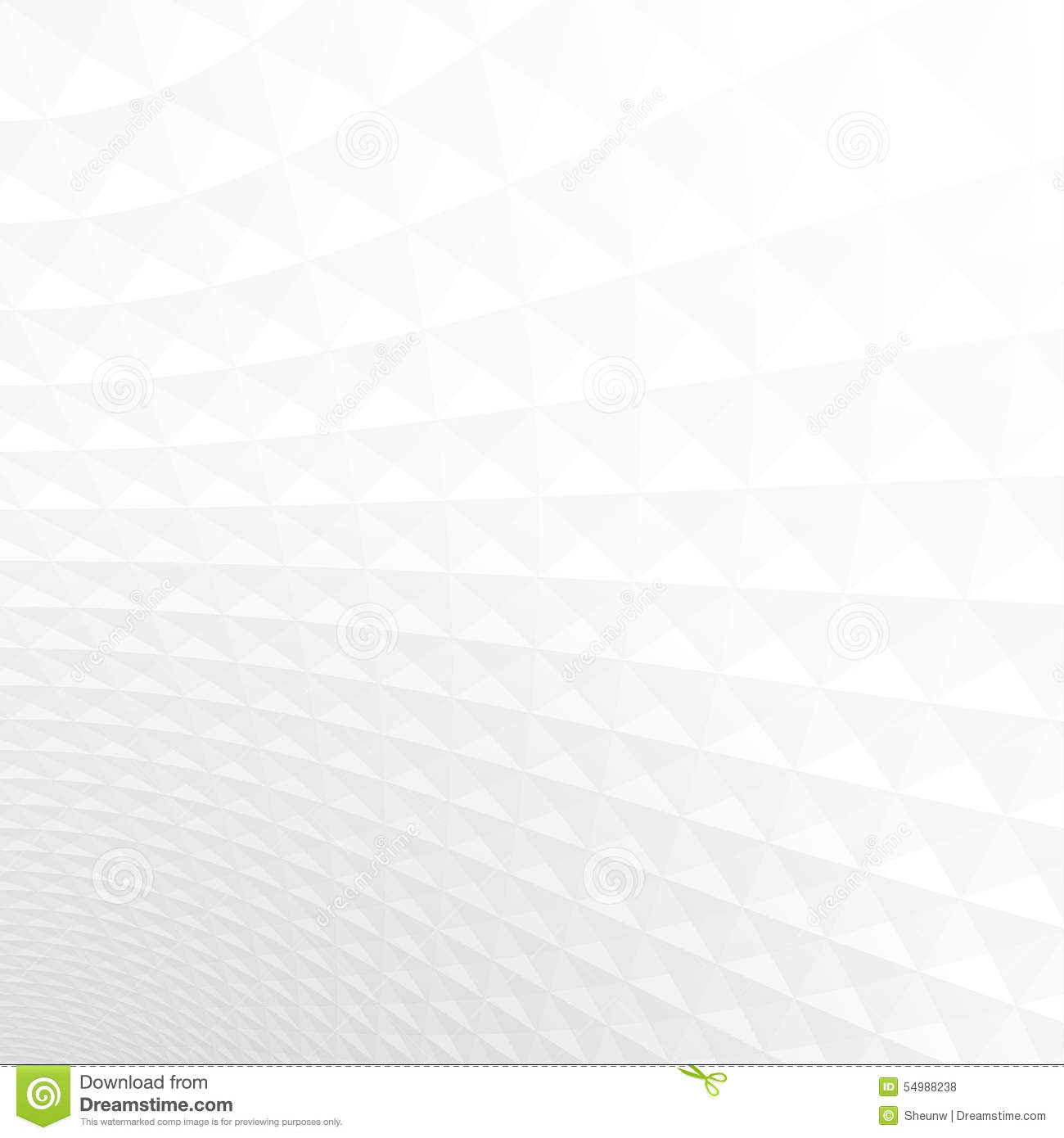 Designer White Abstract Ceramic Wall Tile Pack Of 8 L: Abstract Light Perspective Background, White And Gray