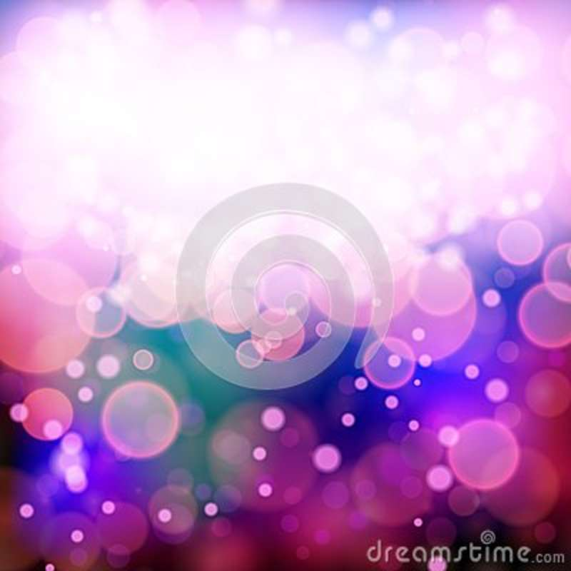 Abstract lights, blurred pattern