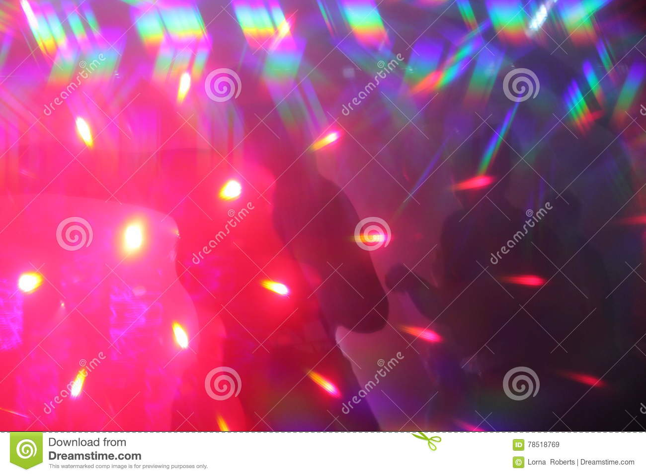 Fancy Club Light Effects In A Dark Background Stock: Nightclub Background Abstract Lights Dance Party