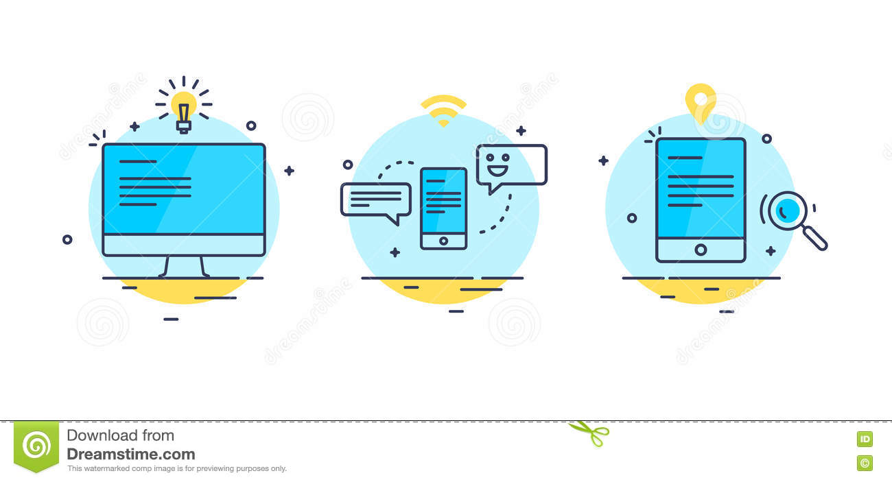 Abstract line art mail sending stock illustration illustration of abstract line art mail sending business phone royalty free illustration gumiabroncs Images