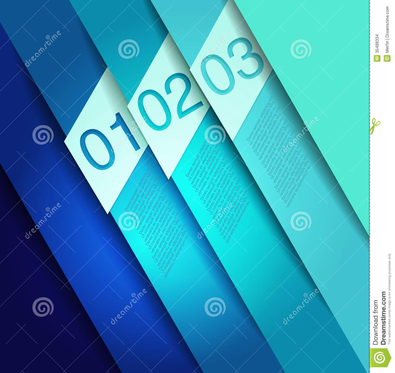 Abstract Line Background. Design Template Stock Images ...
