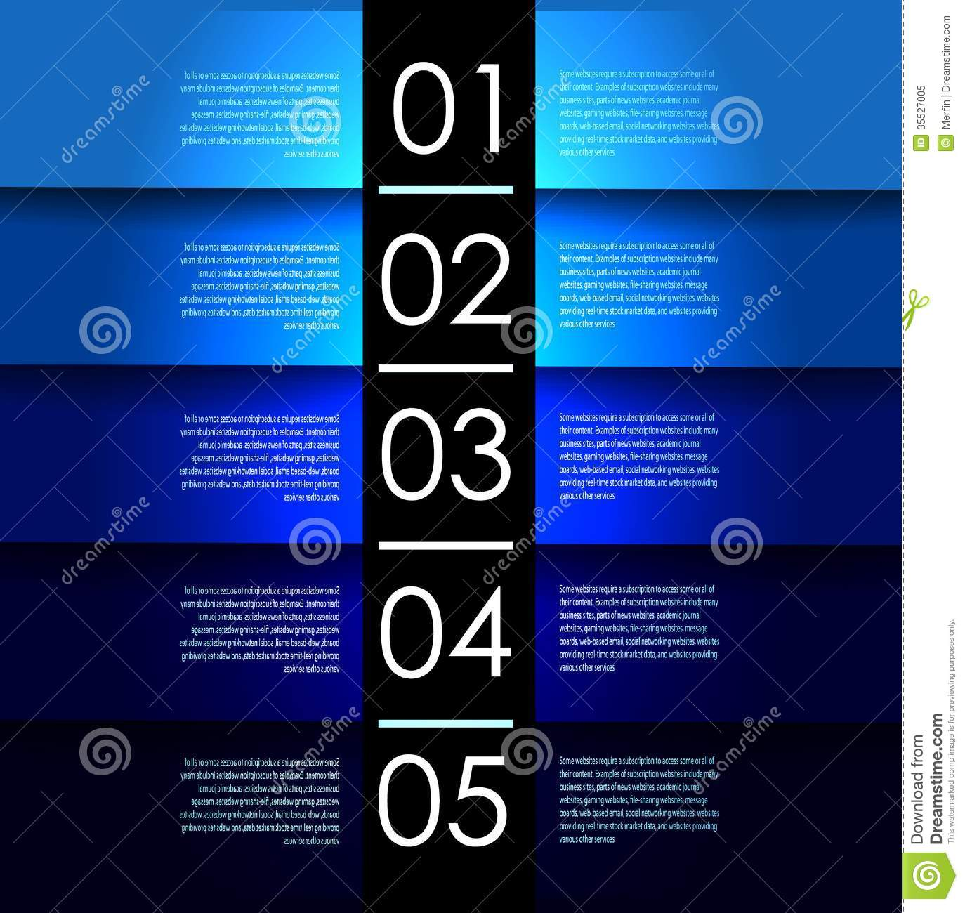 Abstract Line Background. Design Template Stock Vector ...