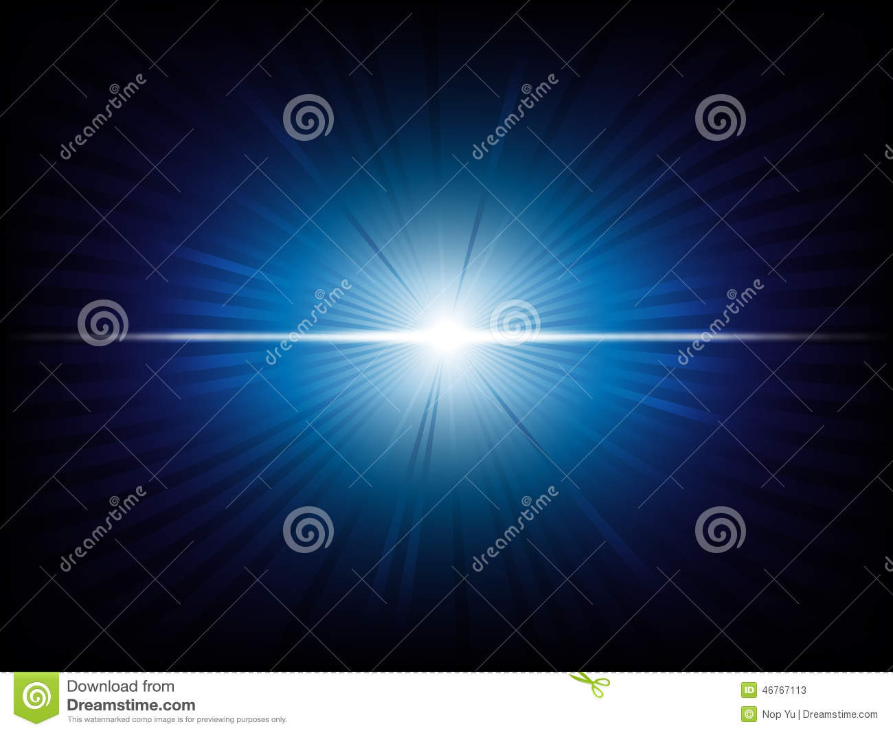 Abstract line glowing background design