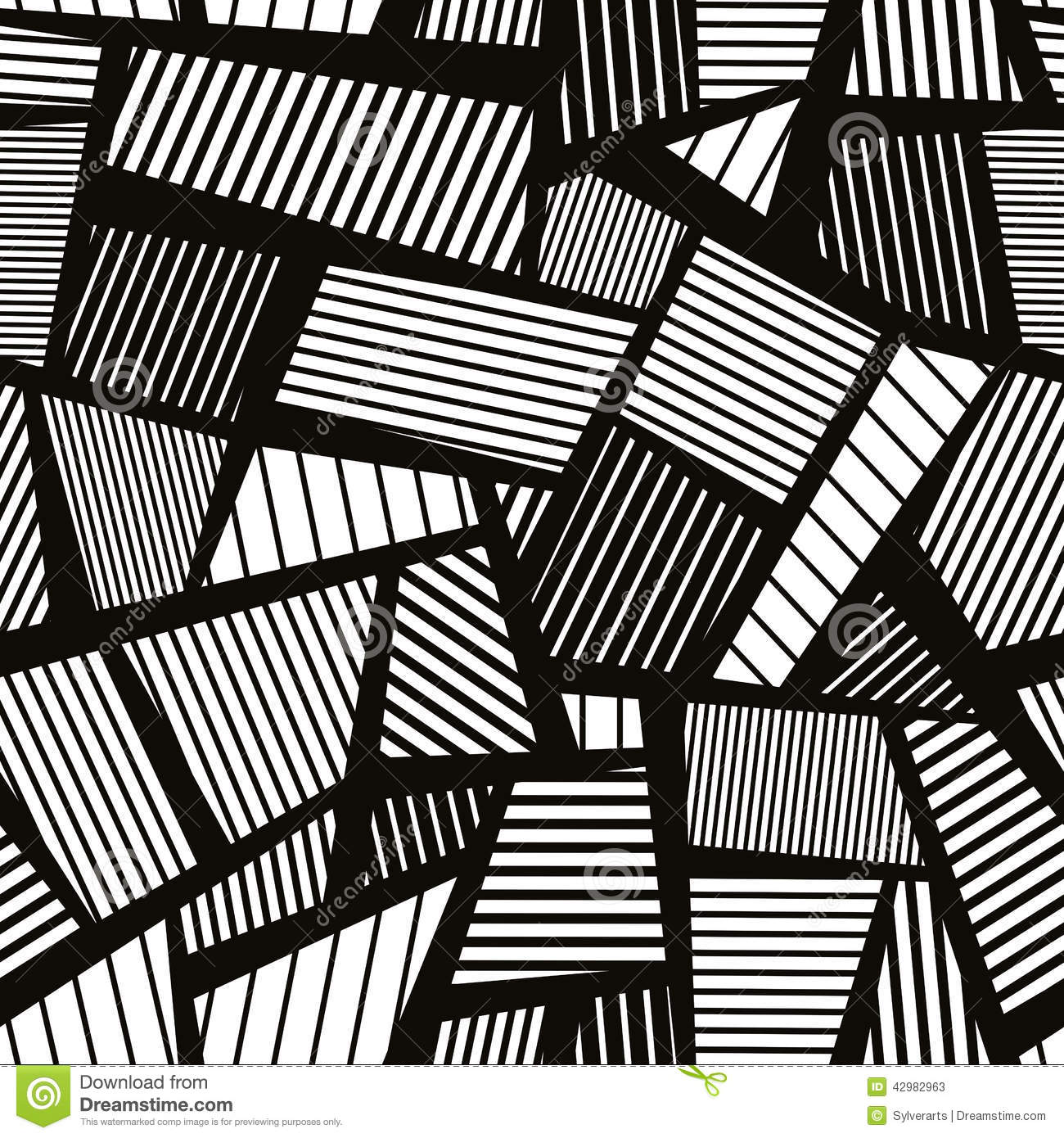 Line Texture Vector : Abstract line textures seamless pattern stock vector