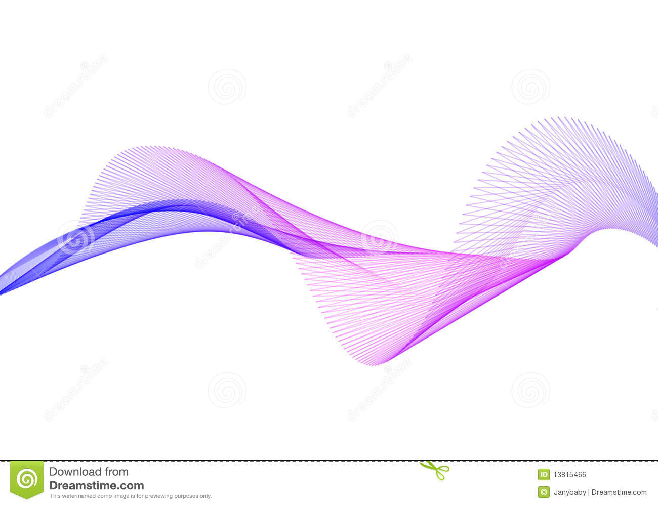 Color Line Design : Abstract lines waves background design royalty free