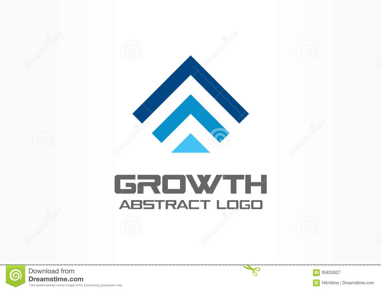 Abstract Logo For Business Company Technology Industrial Market