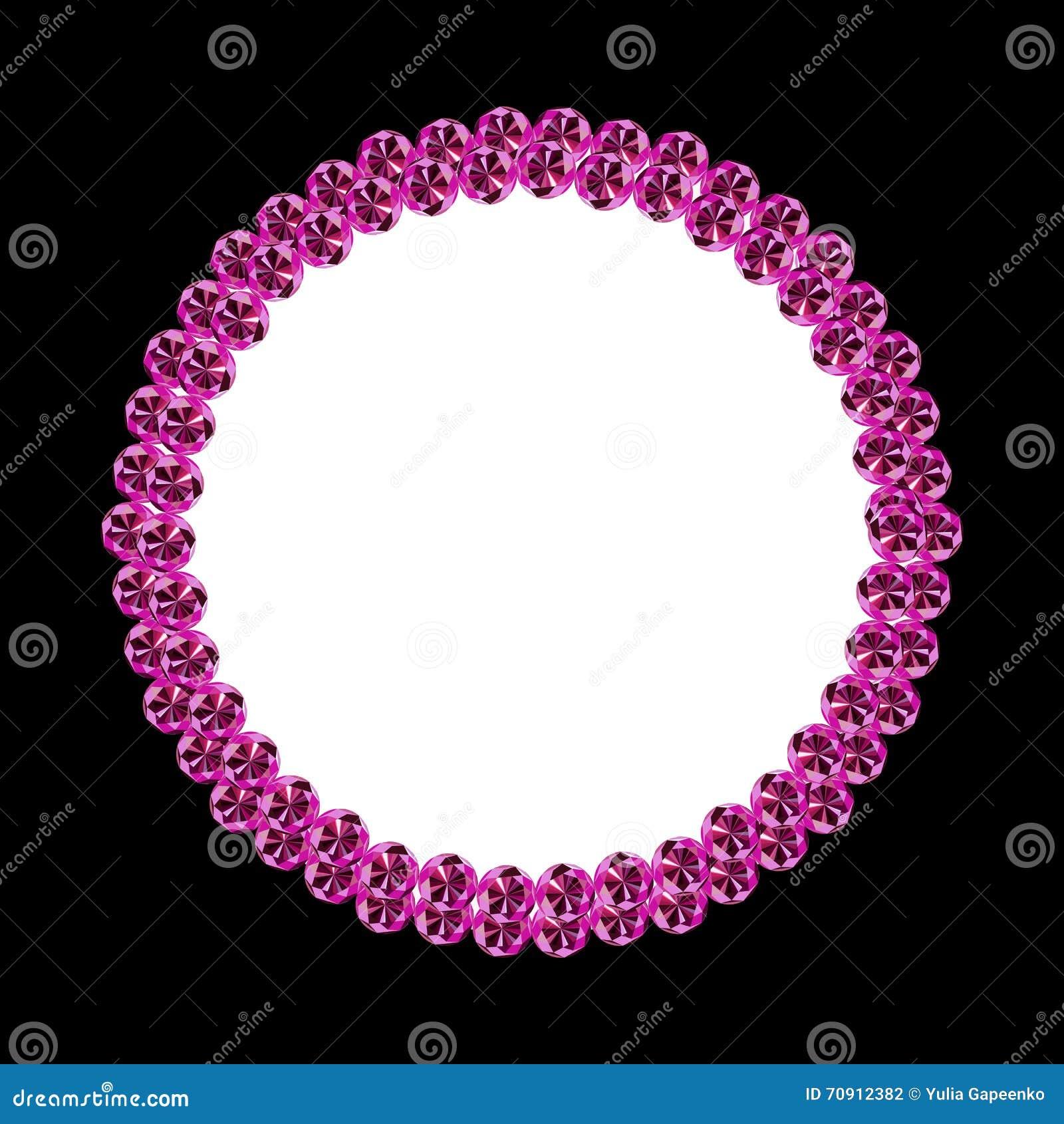 Abstract Luxury Black Diamond Background Vector Illustration Stock