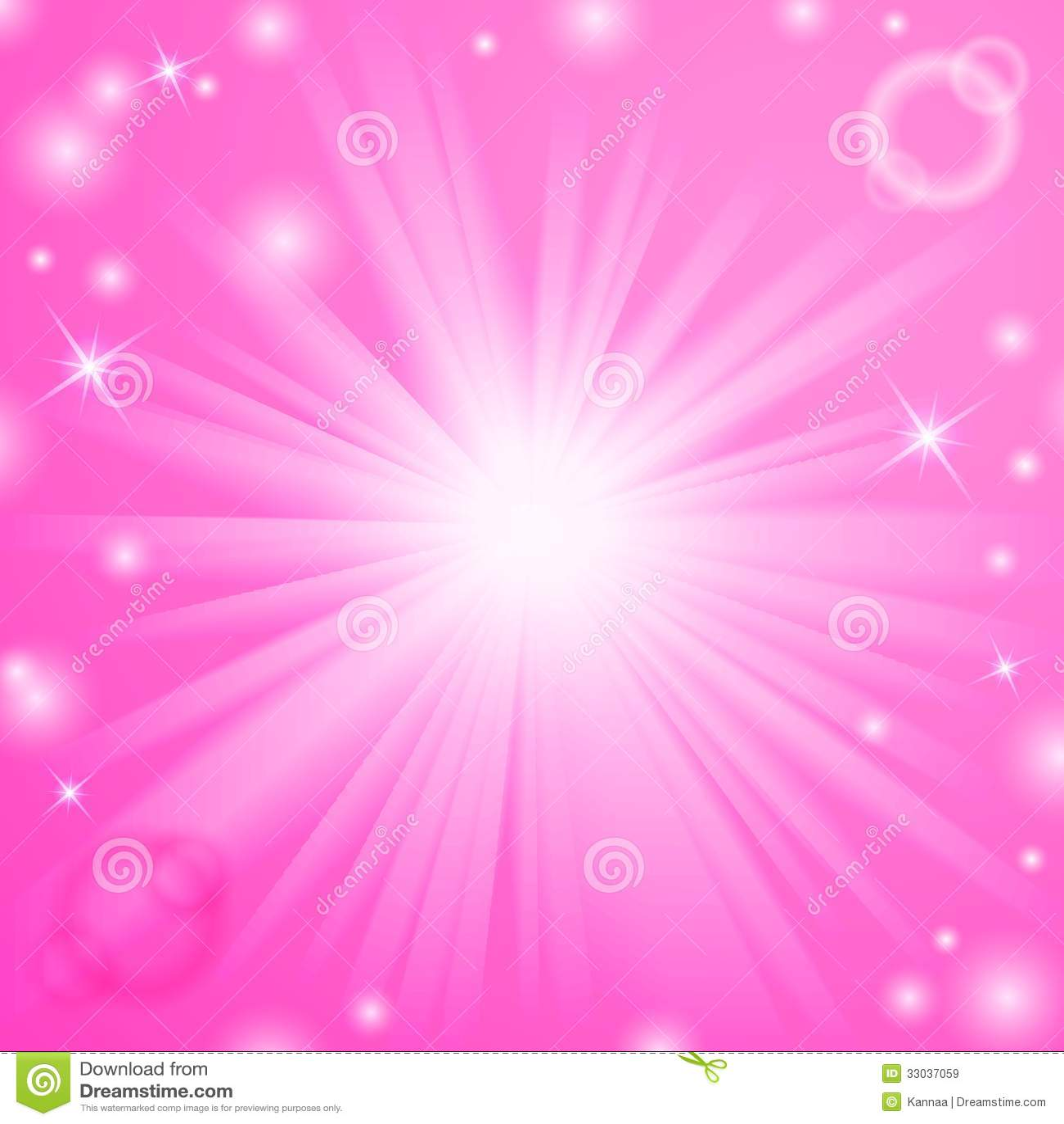 Color Pink Background