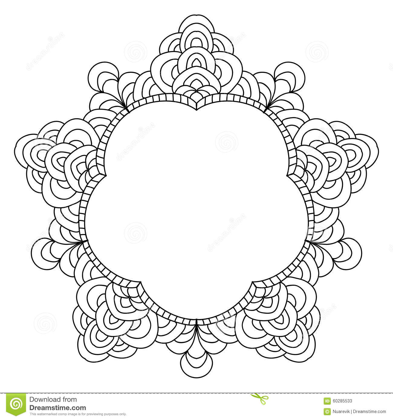 Stock Illustration Abstract Mandala Frame Mehndi Elements Image60285533 as well Revidevi Free Cupcake Coloring Page as well Pintar Colorir Mandalas 044 additionally Best Geometric Coloring Pages To Print 904 in addition Lineart. on free mandalas to print