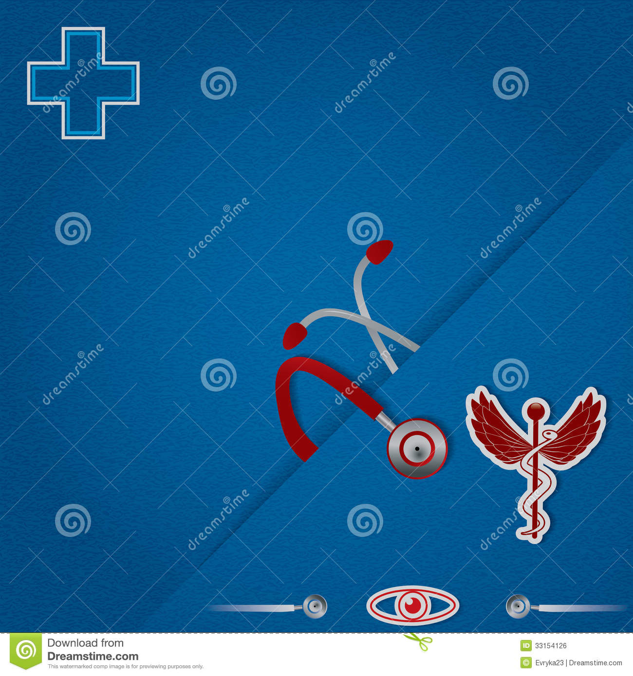 red medical background - photo #15