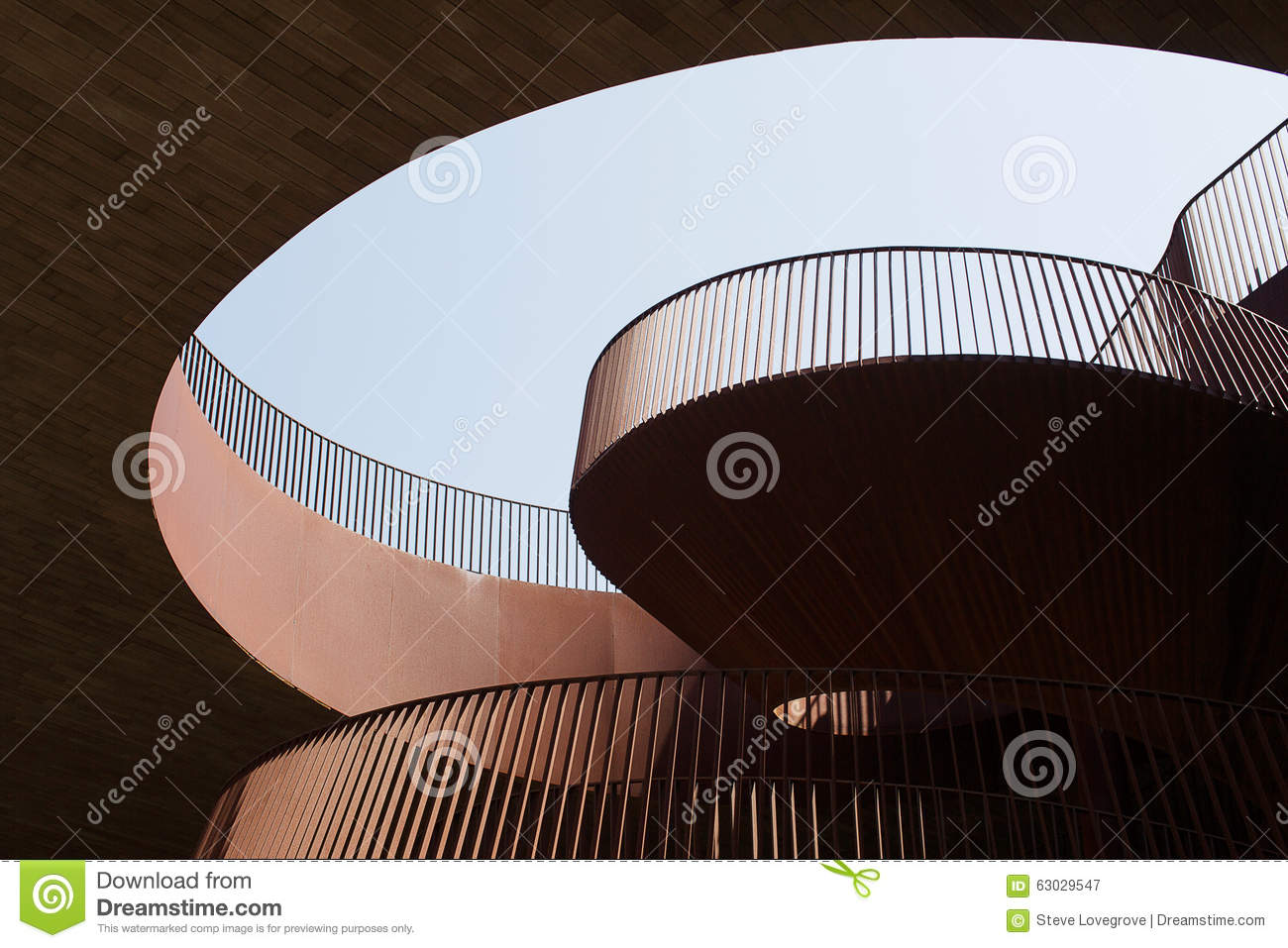 Modern Architecture In Italy abstract modern architecture italy stock photo - image: 63029547