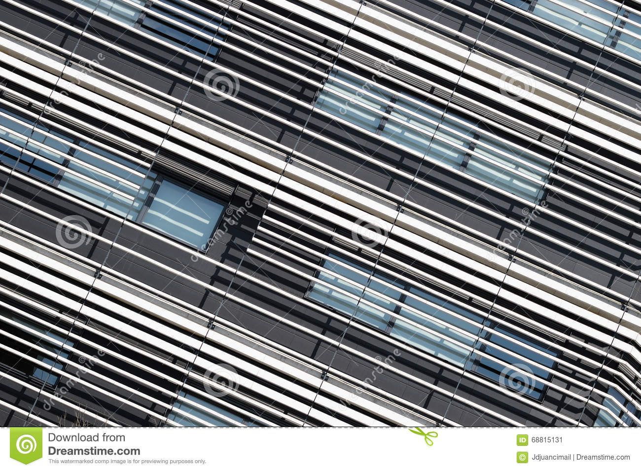Modern Architecture Detail abstract modern architecture. line detail composition stock photo