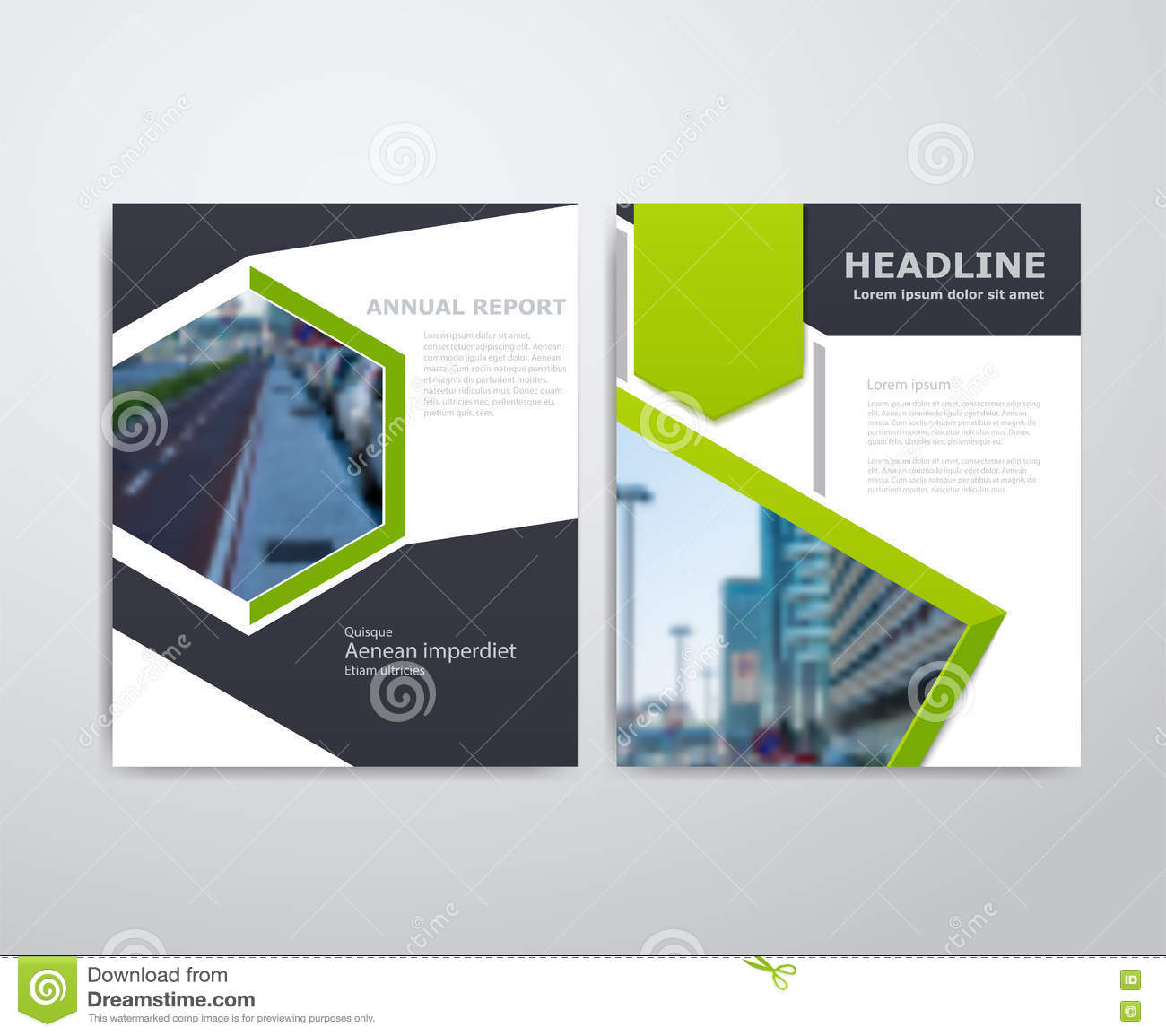 Abstract Modern Template Book Cover : Abstract modern flyers brochure annual report design