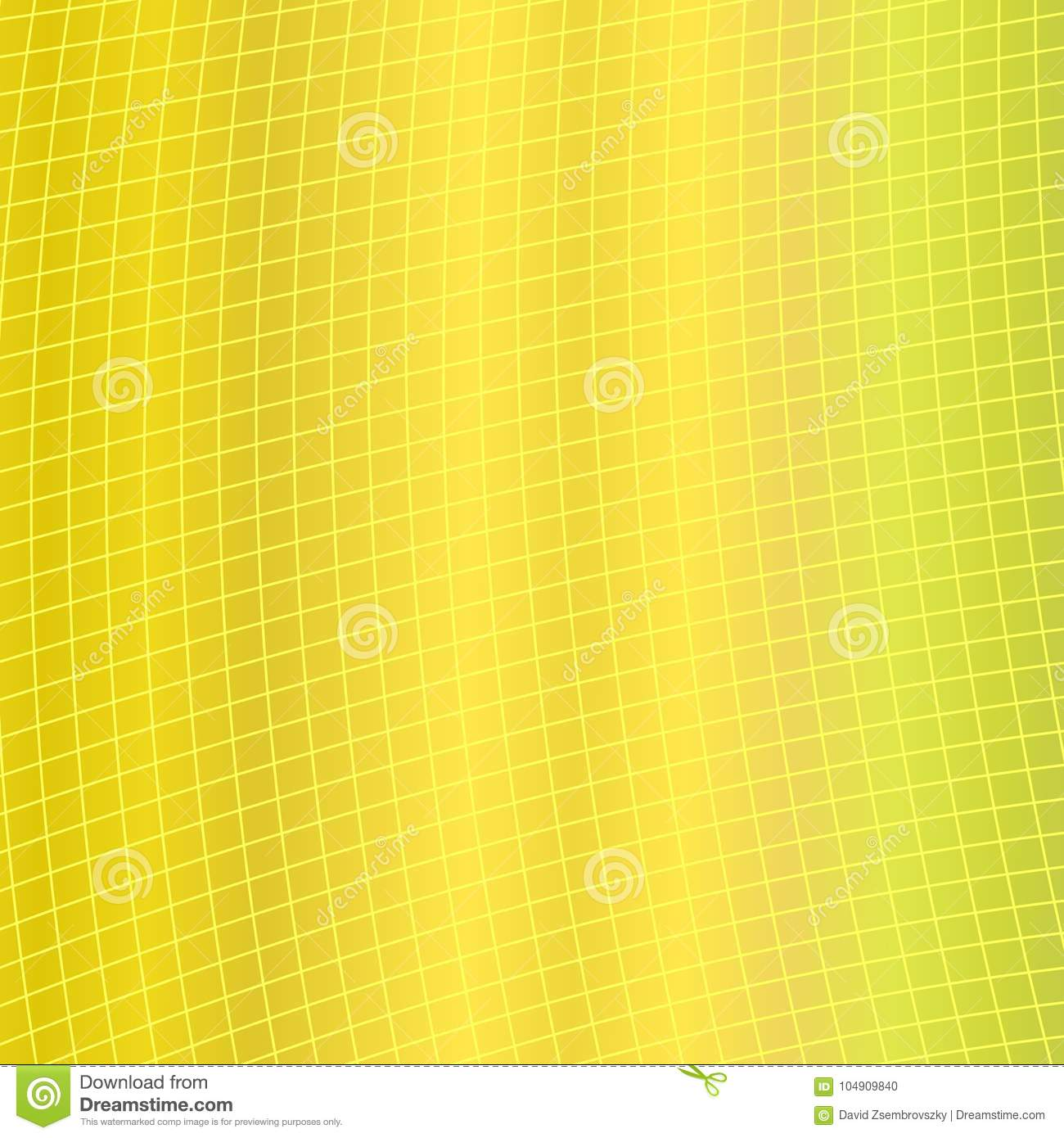 Abstract Modern Grid Background - Vector Graphic Design From Curved