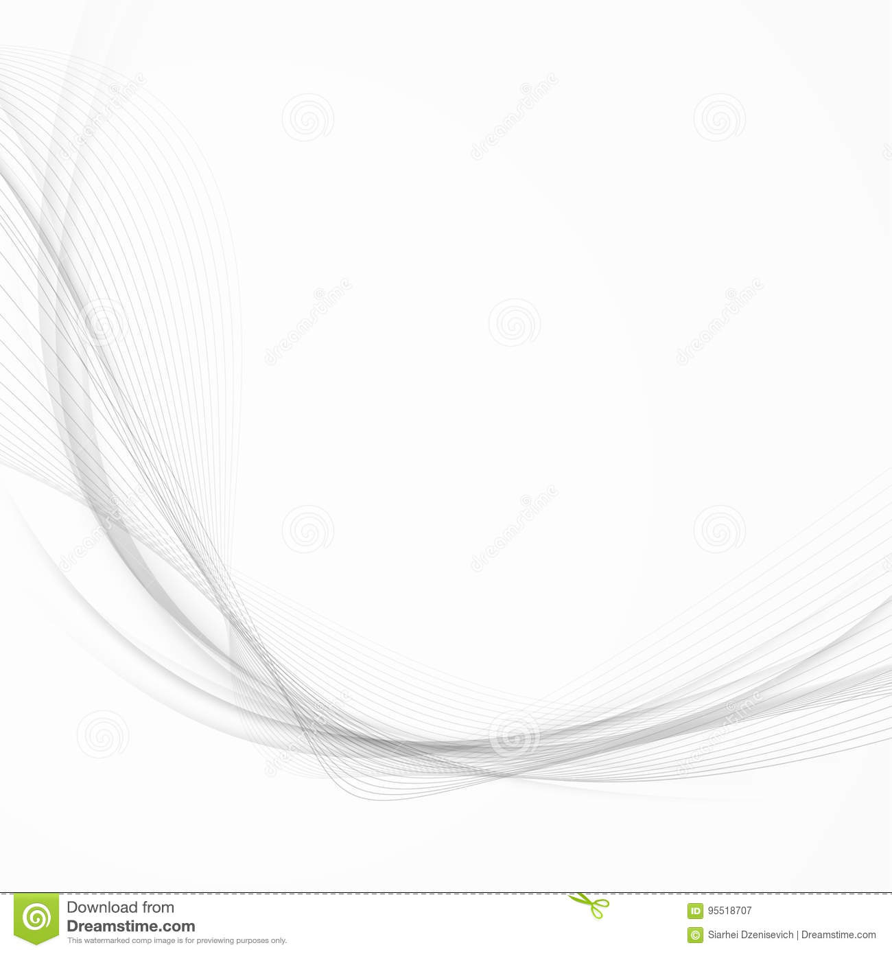 Abstract Modern Halftone Border Swoosh Lines Certificate Layout