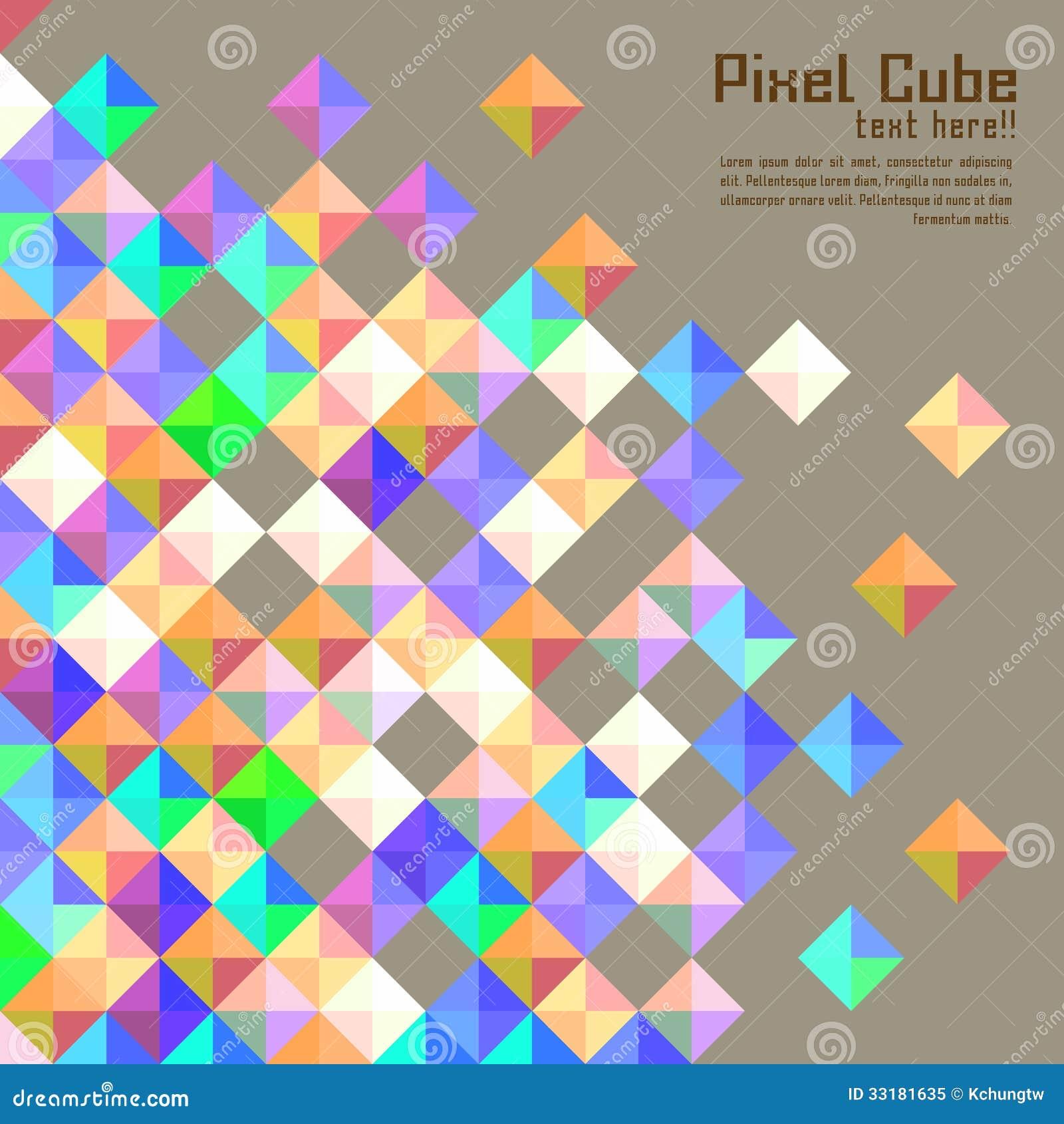 background modern pixel wallpaper - photo #2
