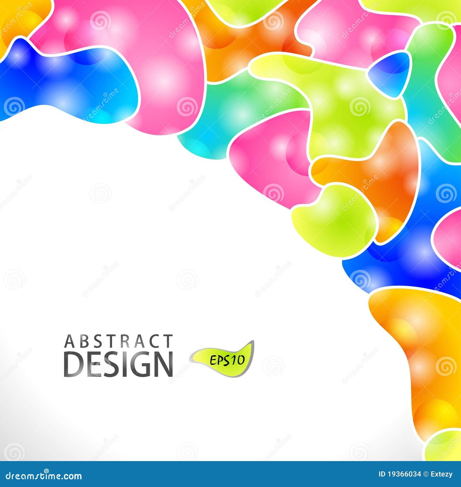 abstract modern website background design stock vector