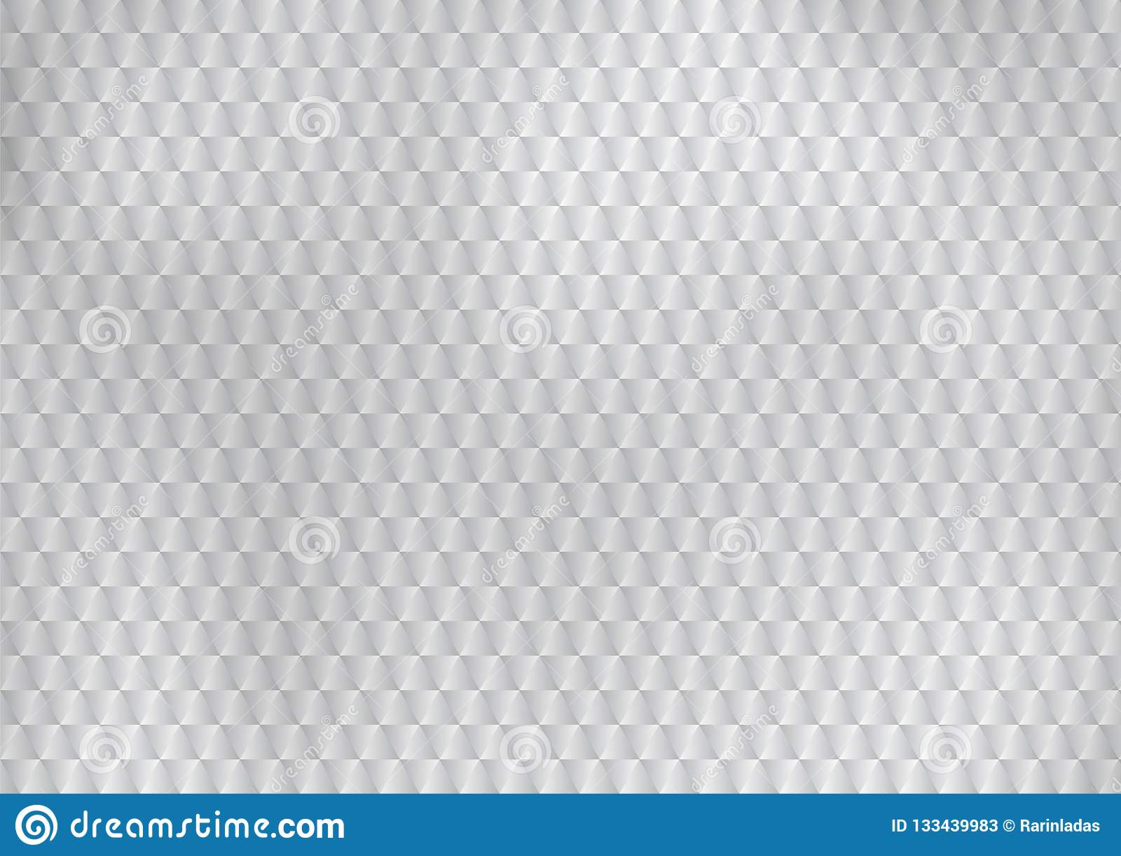 Abstract monochrome silver metal architectural background and te