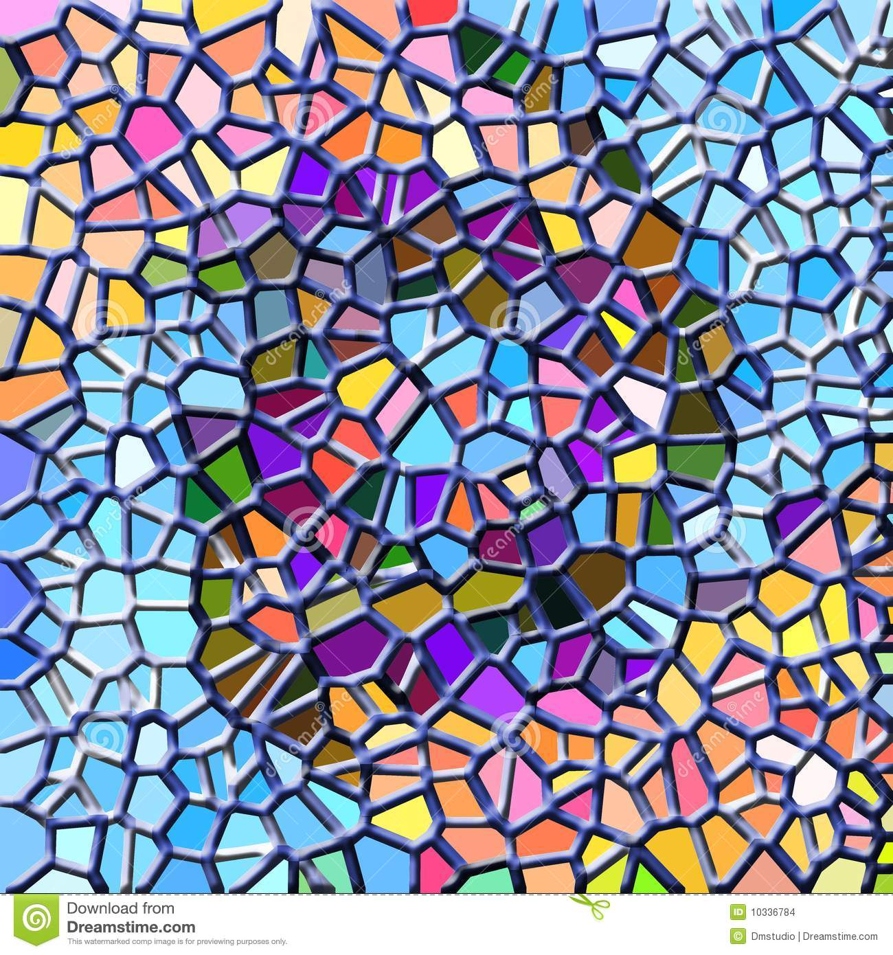 Abstract Mosaic Stock Images Image 10336784