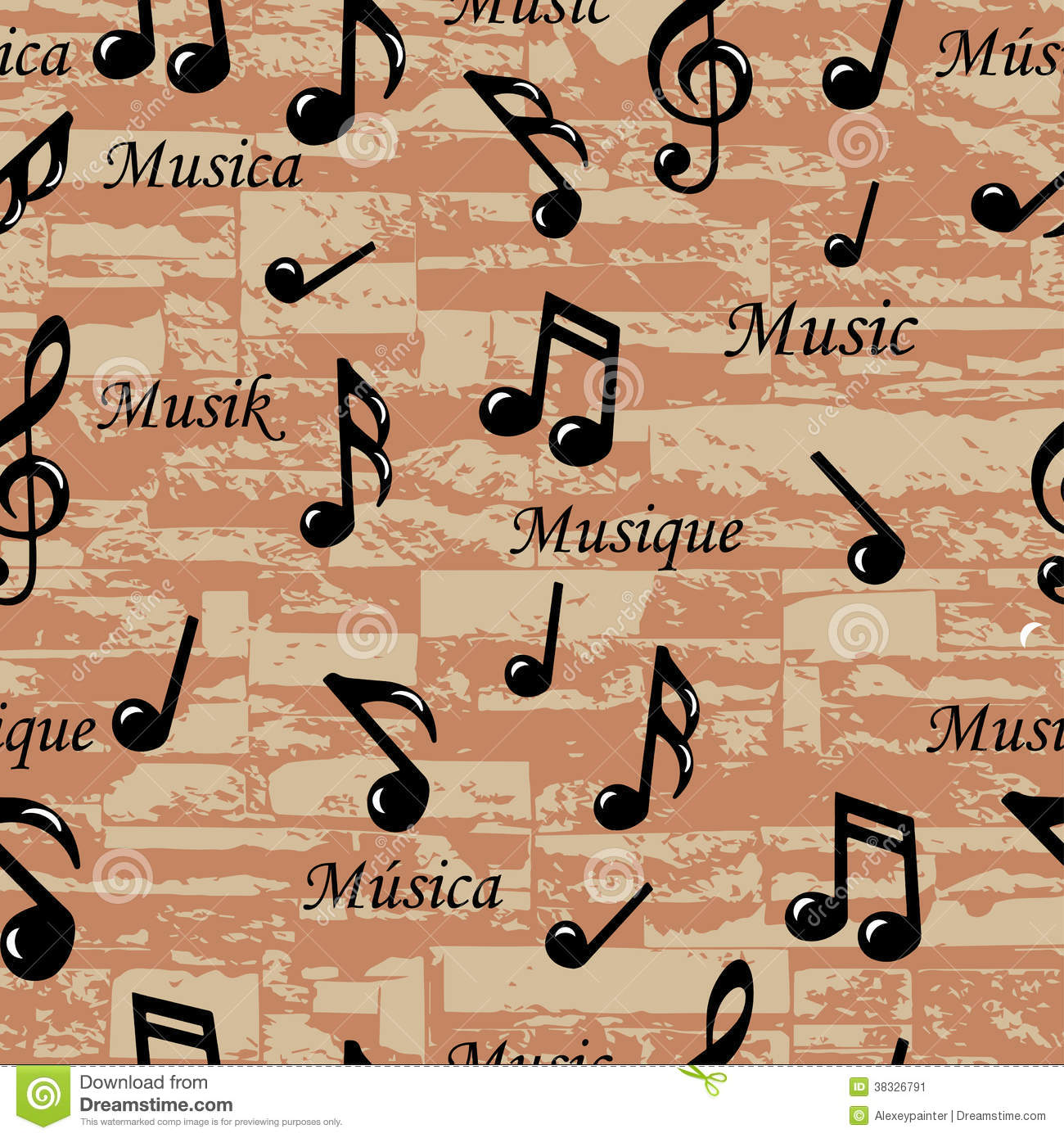 Cool Wallpaper Music Pattern - abstract-music-notes-seamless-pattern-vector-background-wallpaper-illustration-your-design-38326791  Collection_244178.jpg