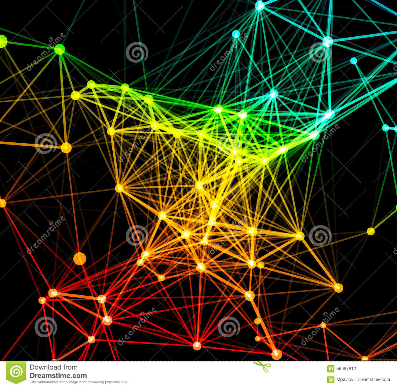 abstract network background - photo #40
