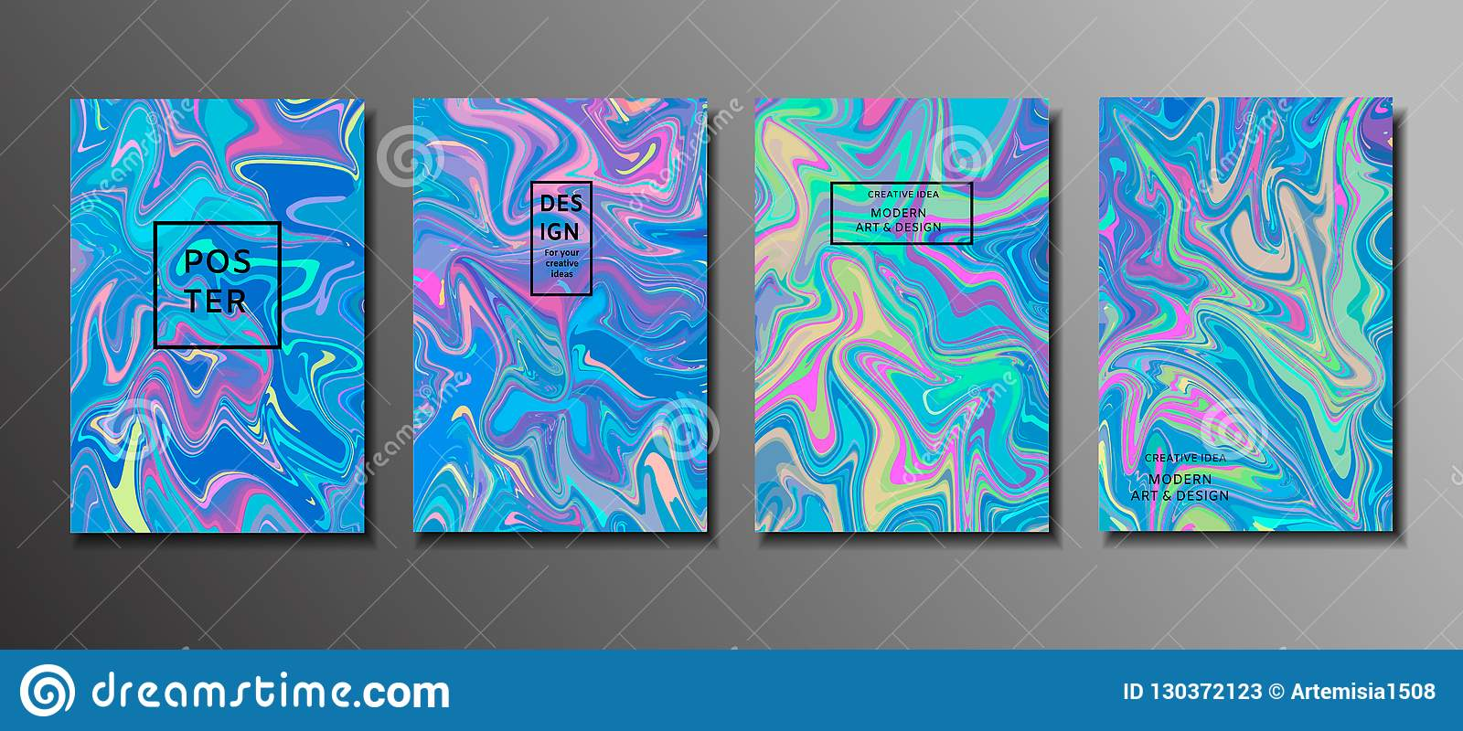 Abstract Painting Background For Wallpapers Posters Cards In Stock Vector Illustration Of Banner Graphic 130372123