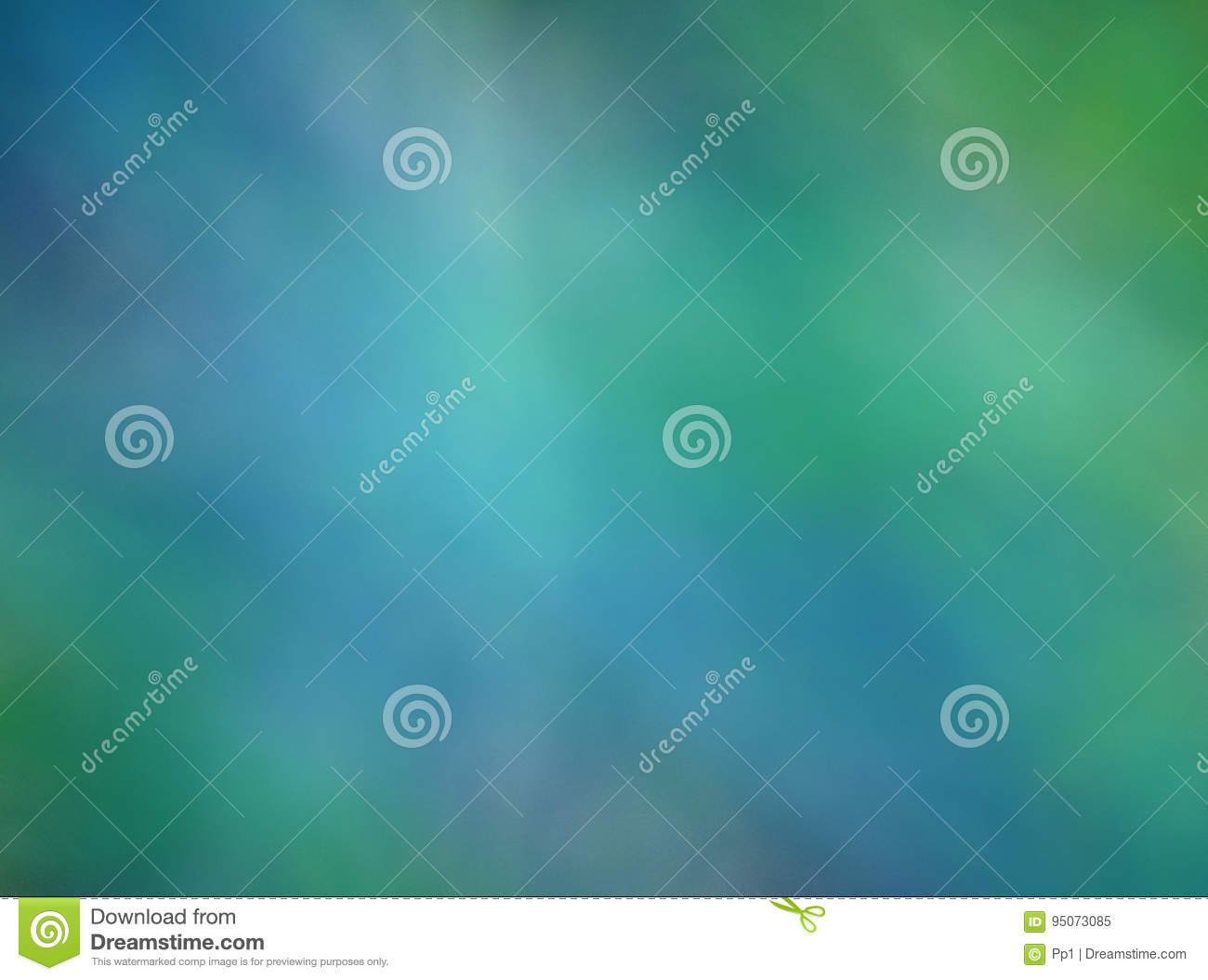 Abstract Pastel Dark Blue Green Color Background Texture